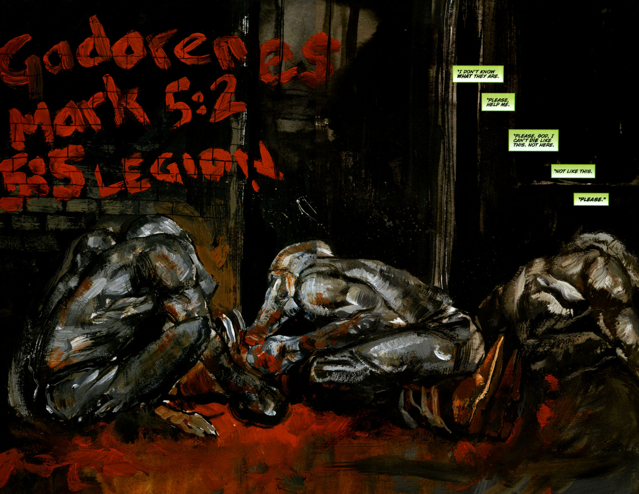 Read online Silent Hill: Dying Inside comic -  Issue #3 - 4