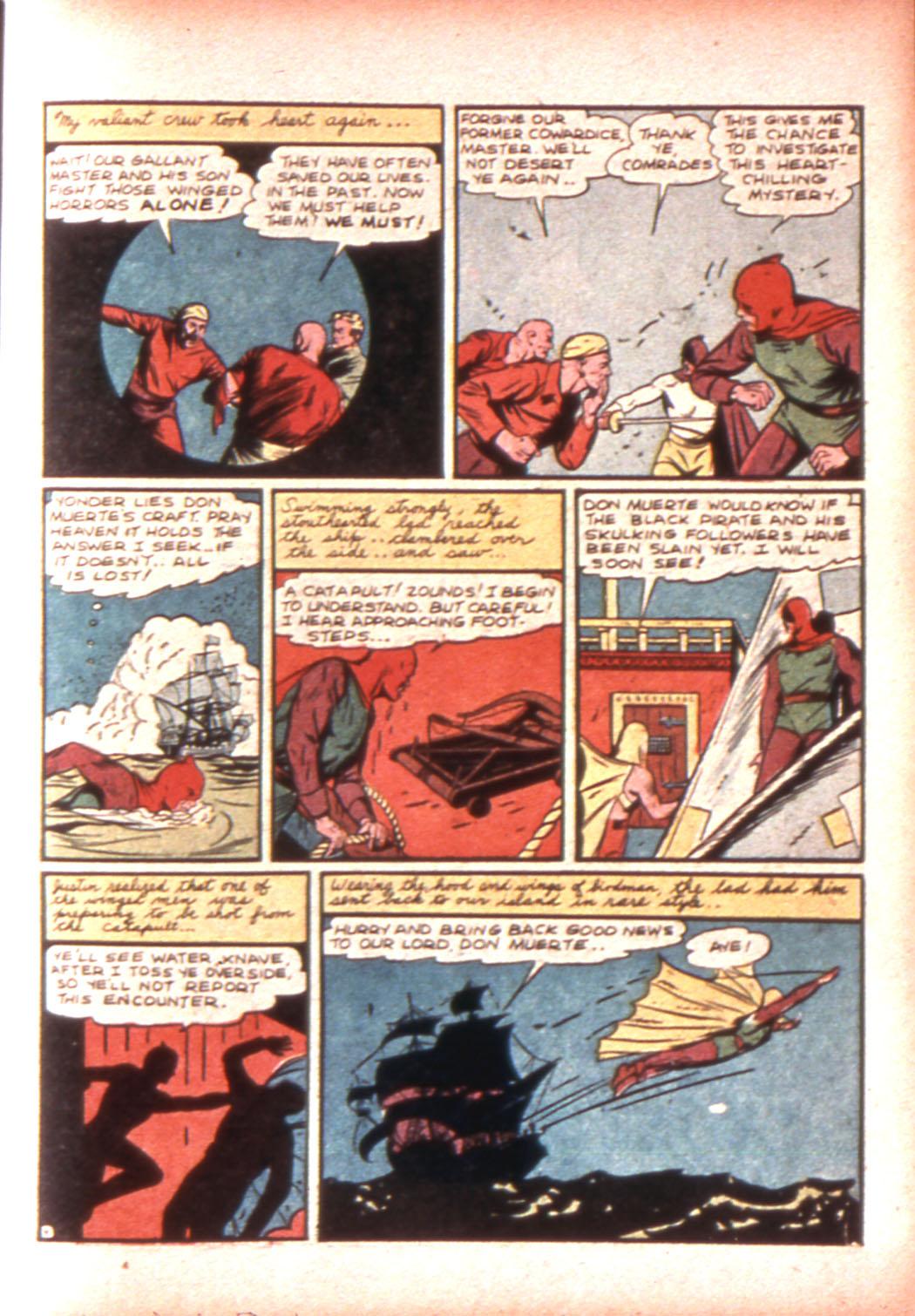 Read online Sensation (Mystery) Comics comic -  Issue #17 - 51