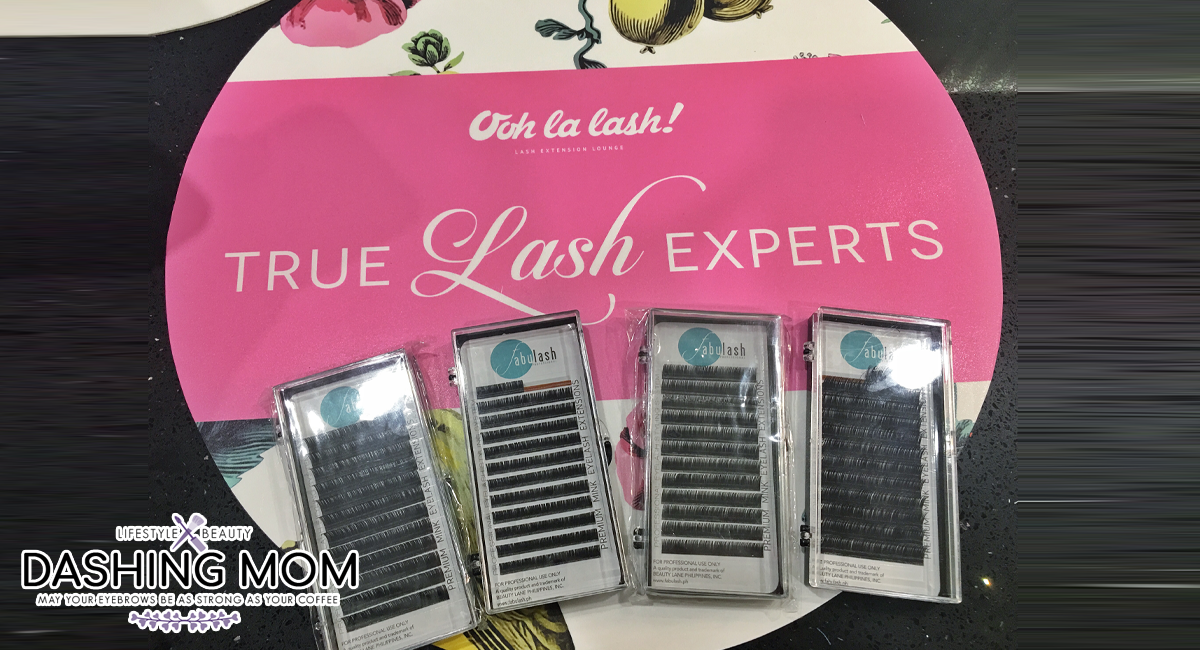 Ooh La Lash Unimart Greenhills Experience How To Take Care An