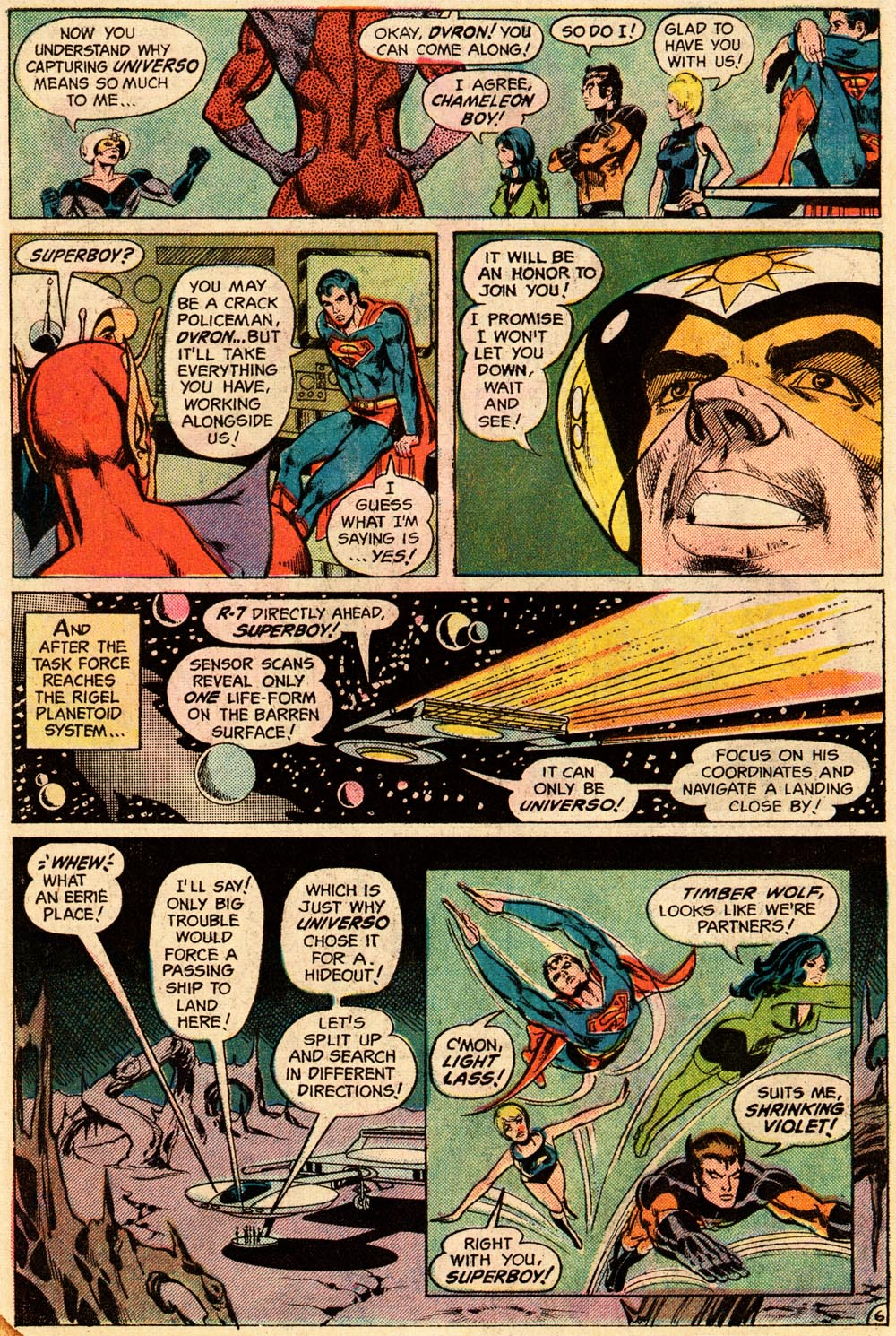 Superboy (1949) issue 207 - Page 7