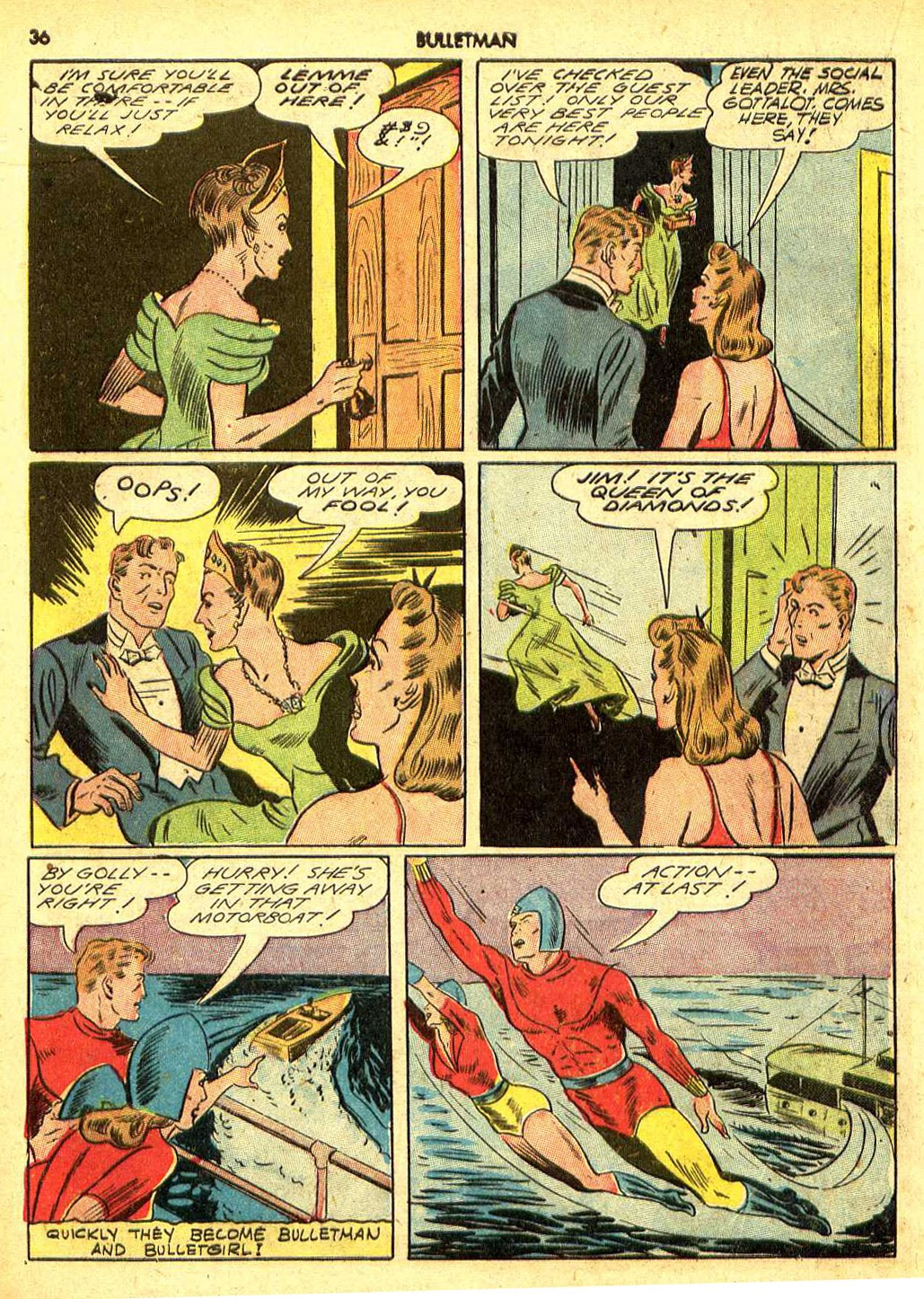 Bulletman issue 12 - Page 35