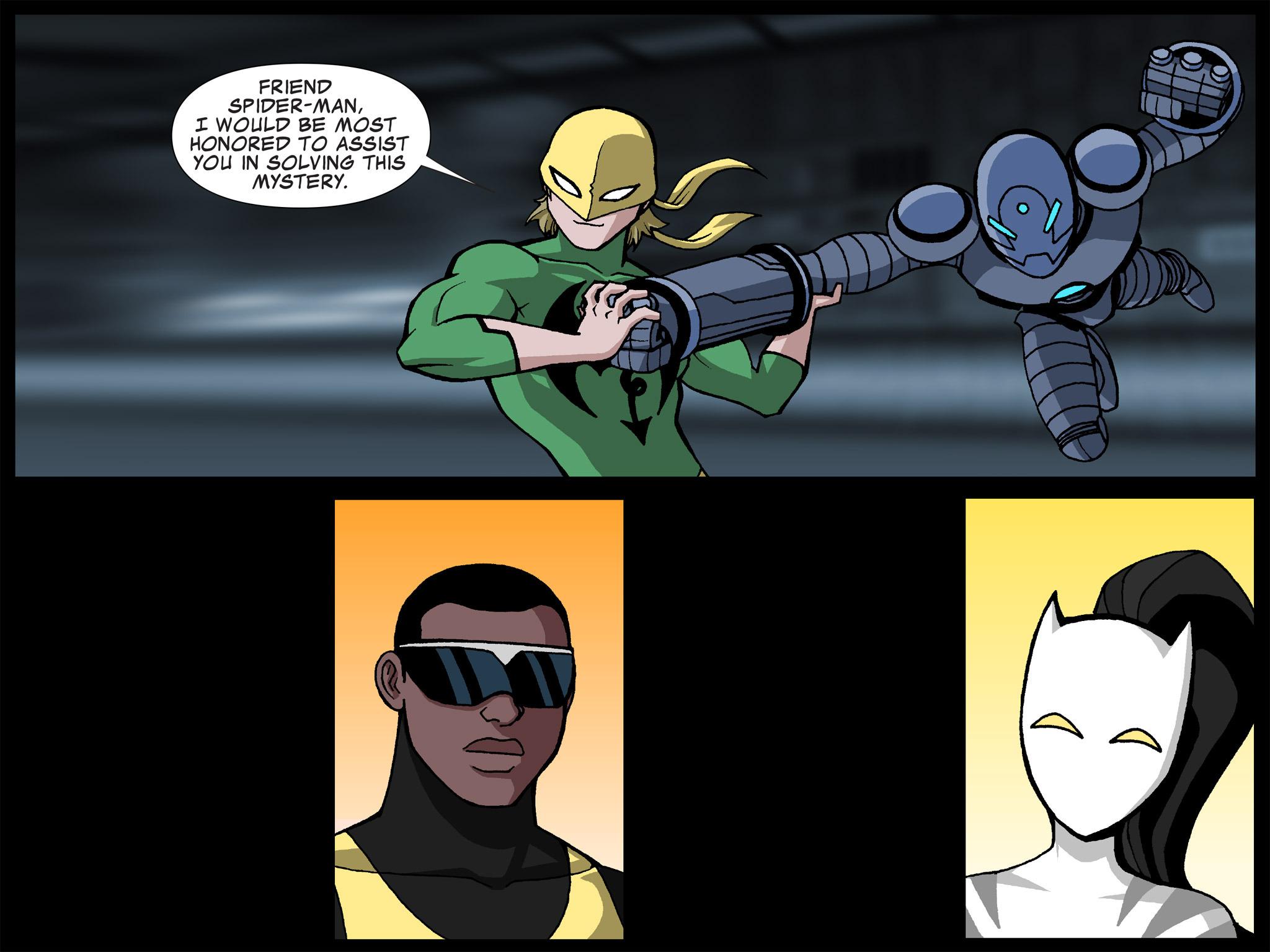 Read online Ultimate Spider-Man (Infinite Comics) (2015) comic -  Issue #21 - 17