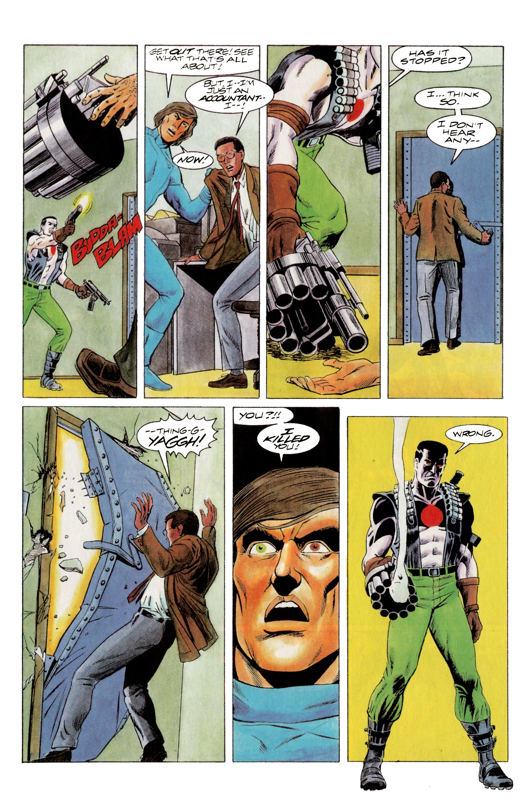 Read online Eternal Warrior (1992) comic -  Issue #14 - 19