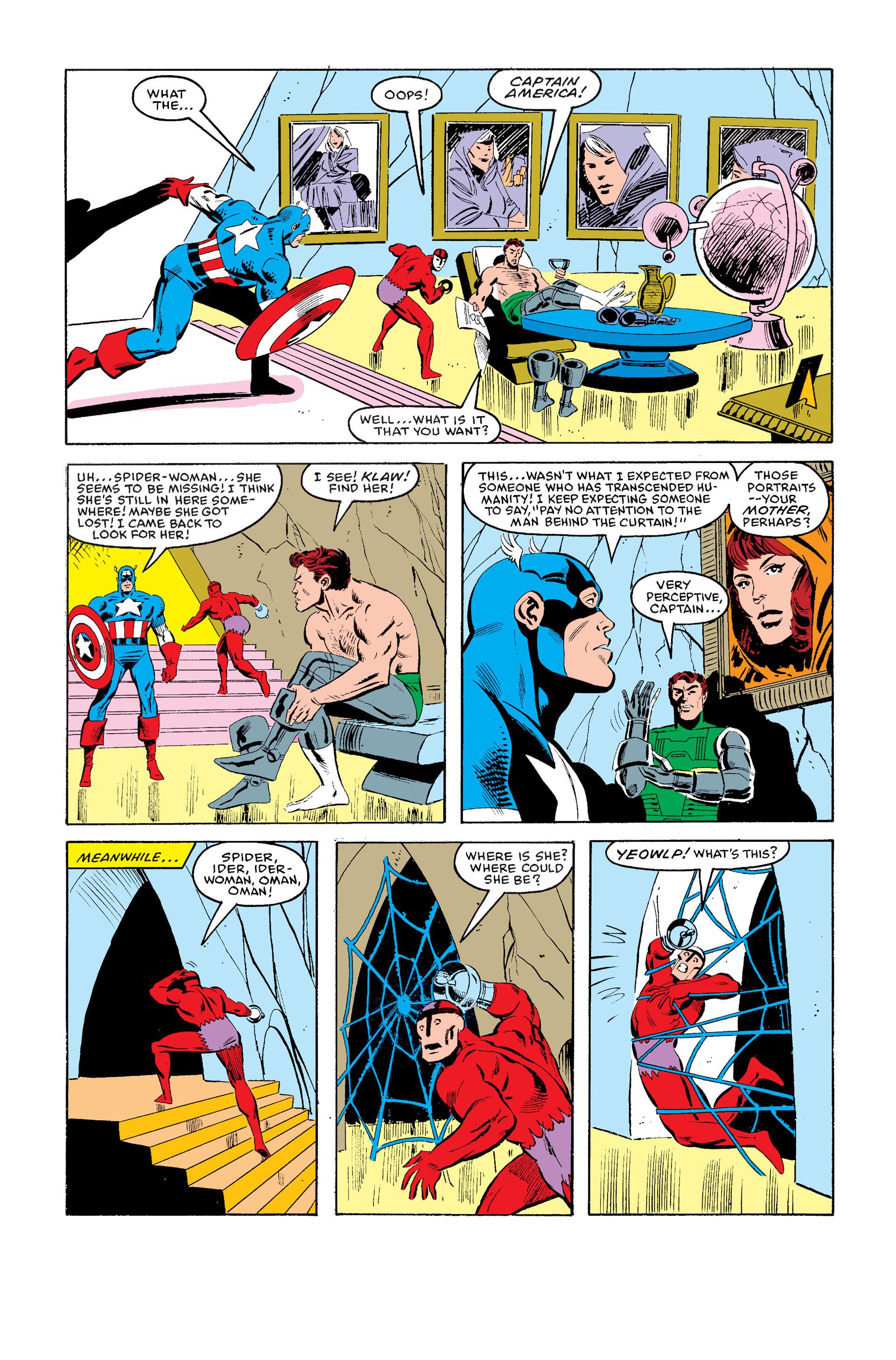Read online Secret Wars (1985) comic -  Issue #11 - 21