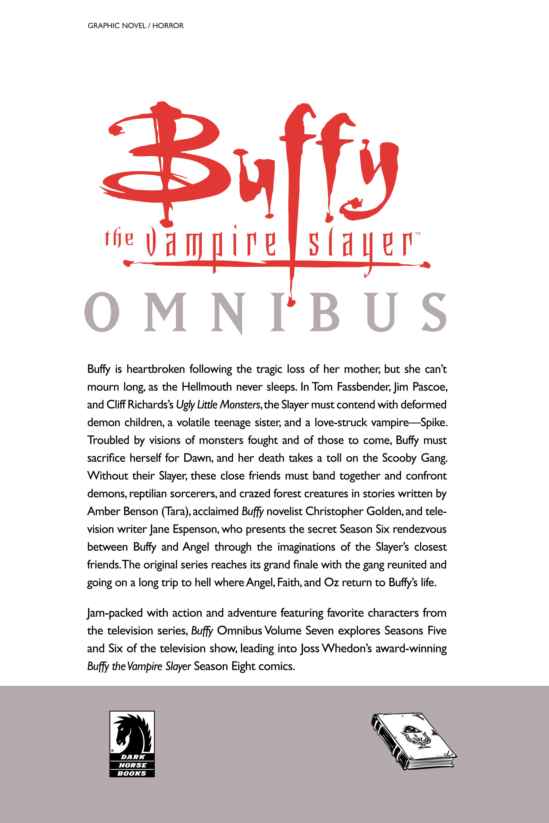 Read online Buffy the Vampire Slayer: Omnibus comic -  Issue # TPB 7 - 391