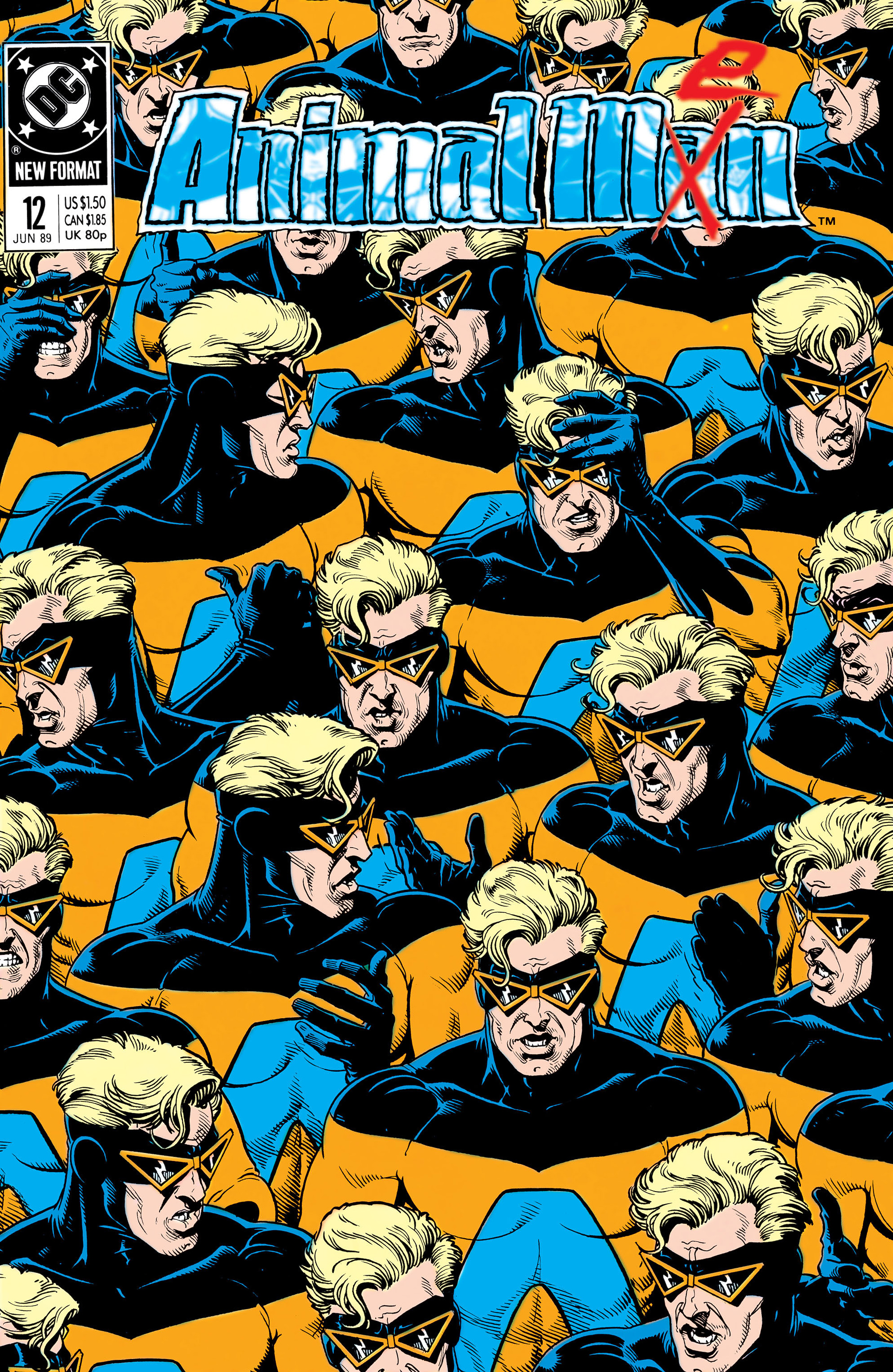 Animal Man issue 12 - Page 1