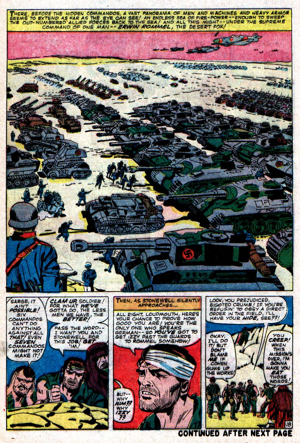Read online Sgt. Fury comic -  Issue #6 - 24