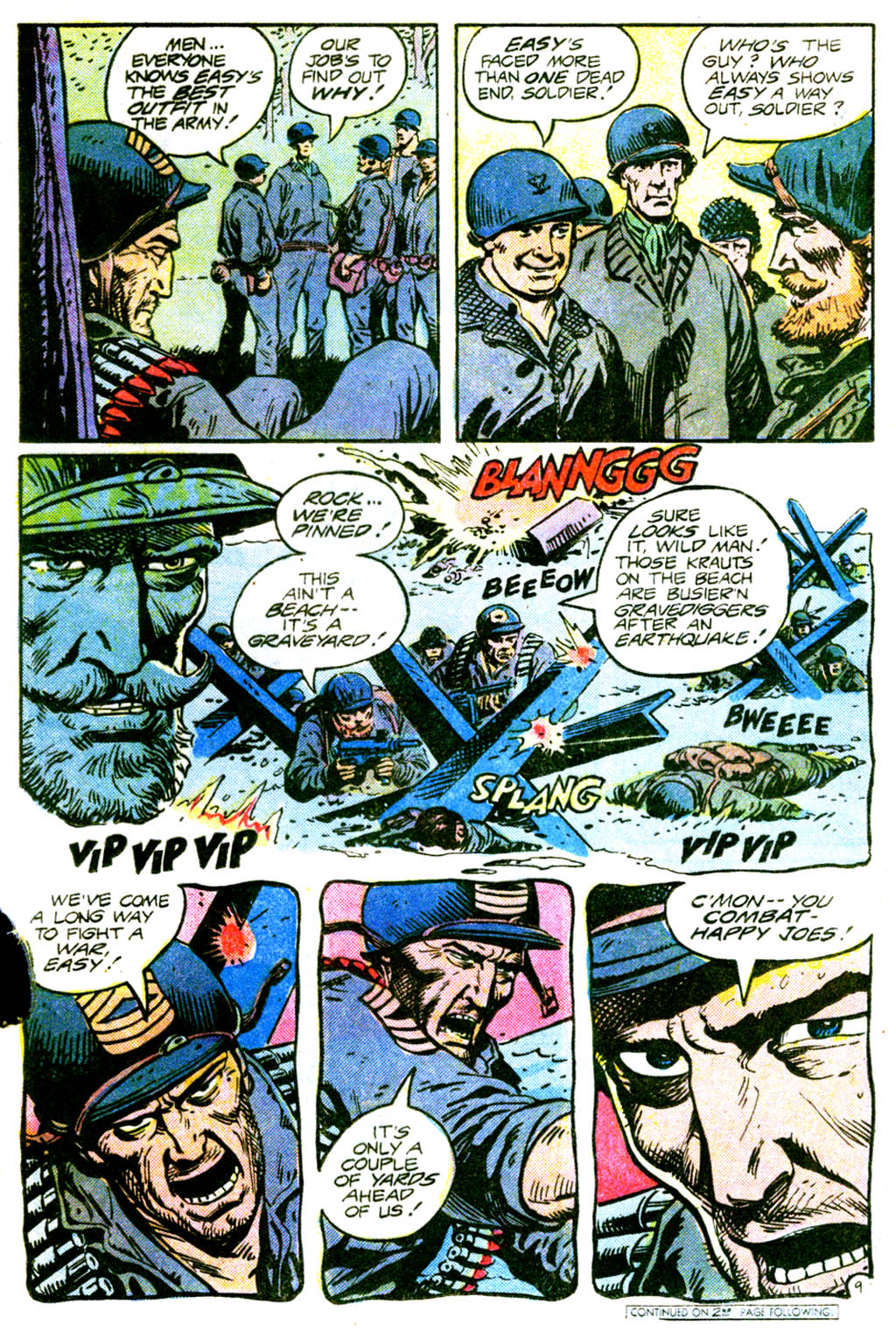 Sgt. Rock issue 362 - Page 11