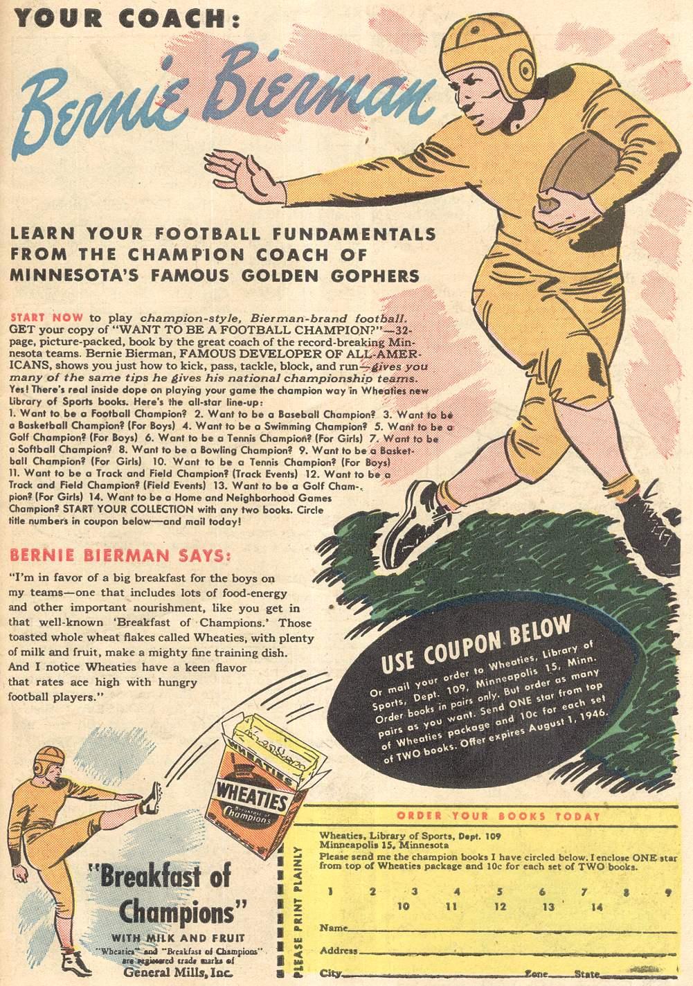 Read online Adventure Comics (1938) comic -  Issue #100 - 39