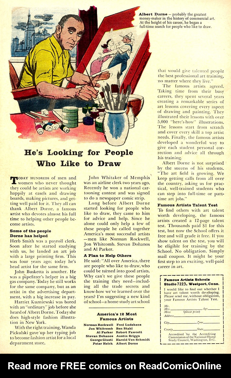 Tales to Astonish (1959) issue 56 - Page 36