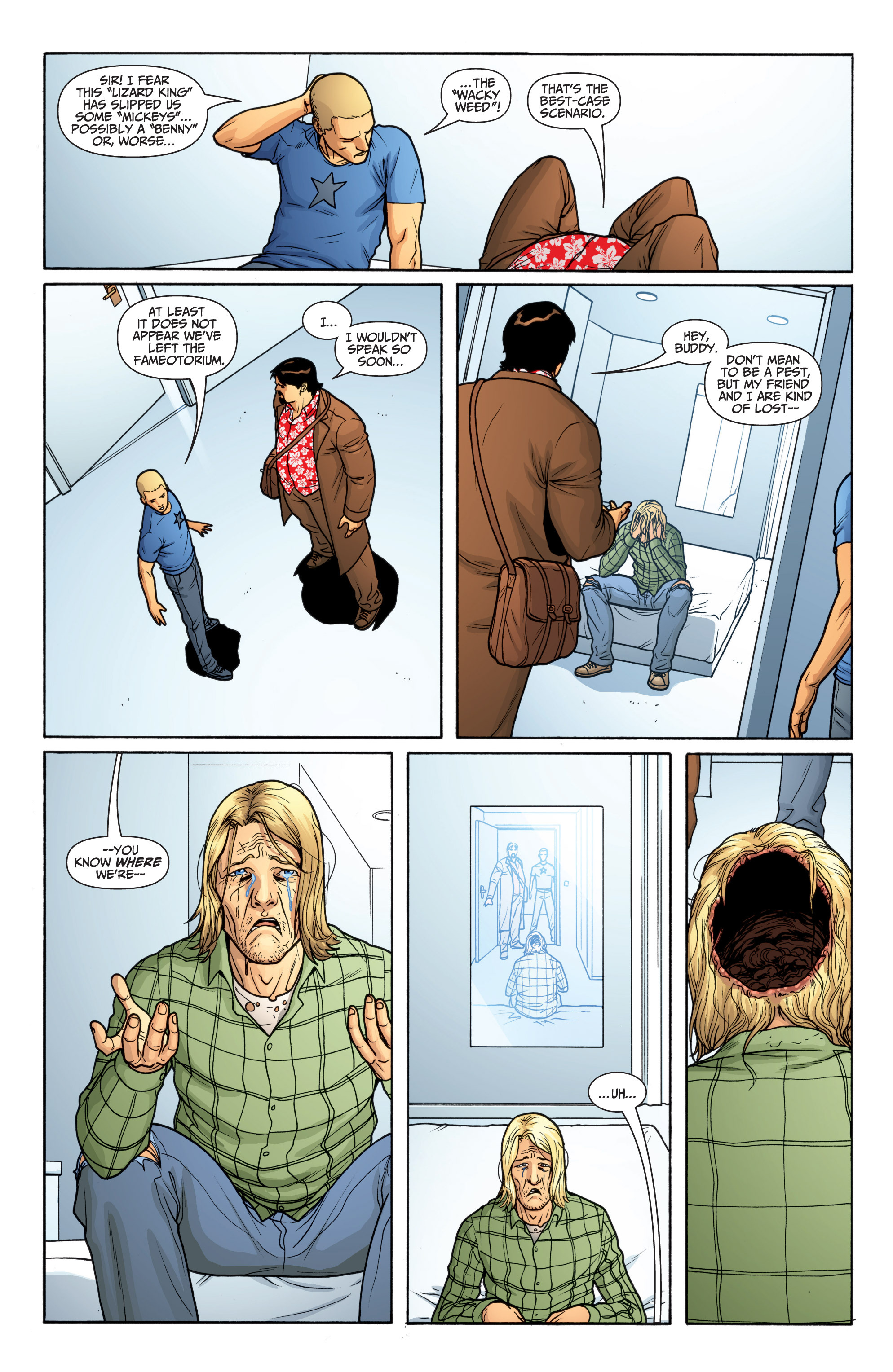 Read online Archer and Armstrong comic -  Issue #Archer and Armstrong _TPB 6 - 22