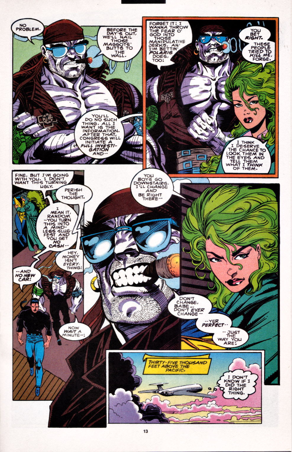 Read online X-Factor (1986) comic -  Issue #102 - 10