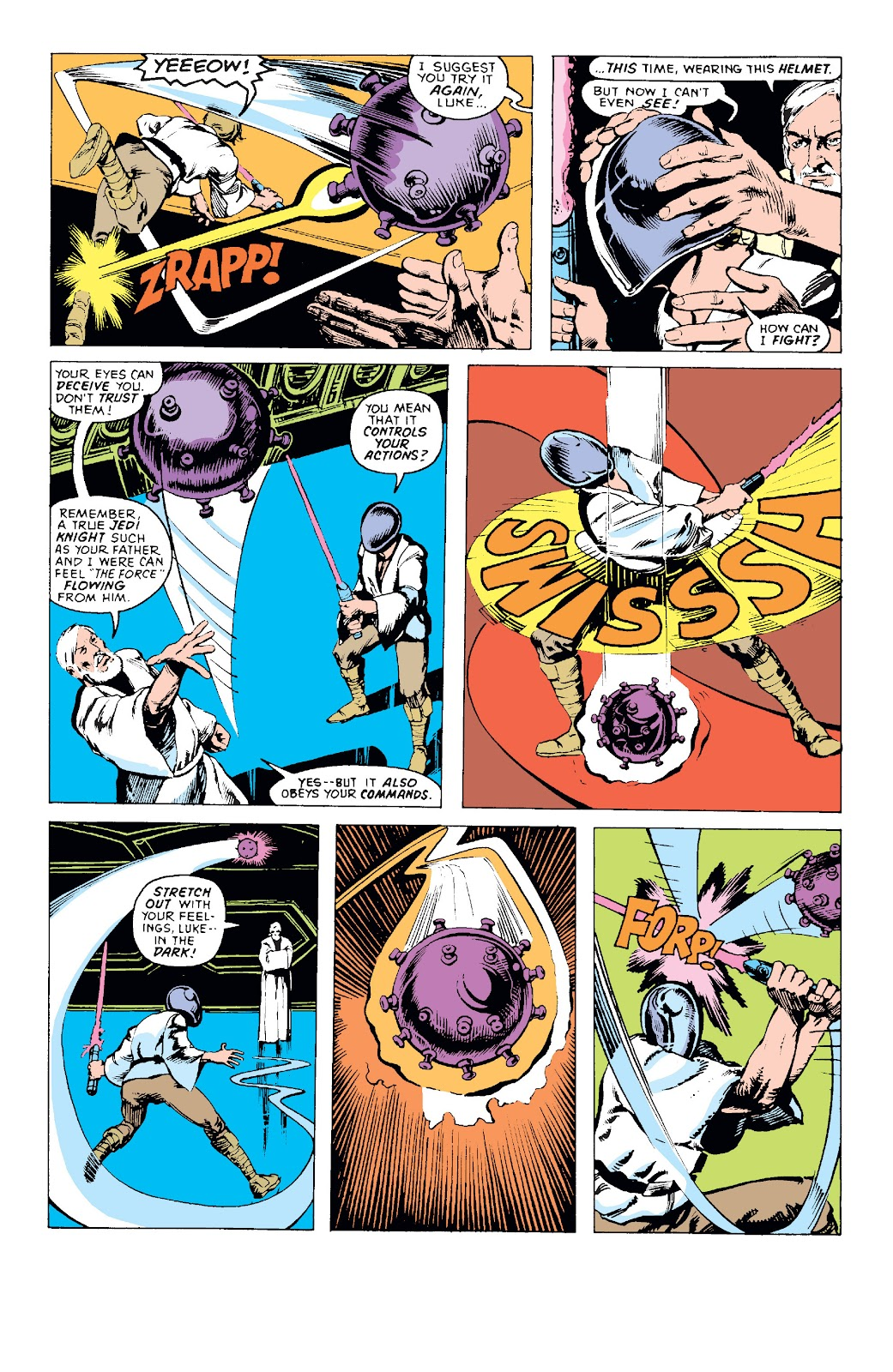 Read online Star Wars Legends: The Original Marvel Years - Epic Collection comic -  Issue # TPB 1 (Part 1) - 48