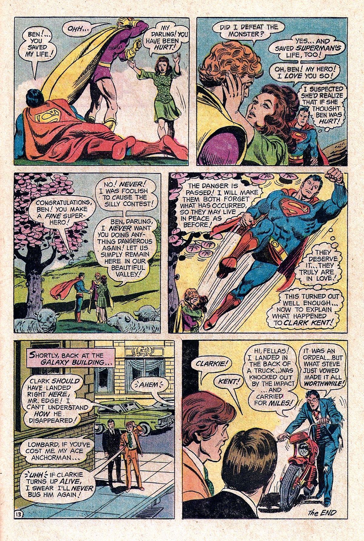 Read online Action Comics (1938) comic -  Issue #451 - 25