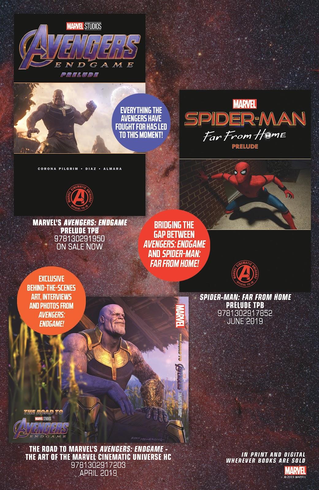 Read online Avengers Start Here Sampler 2019 comic -  Issue # Full - 2