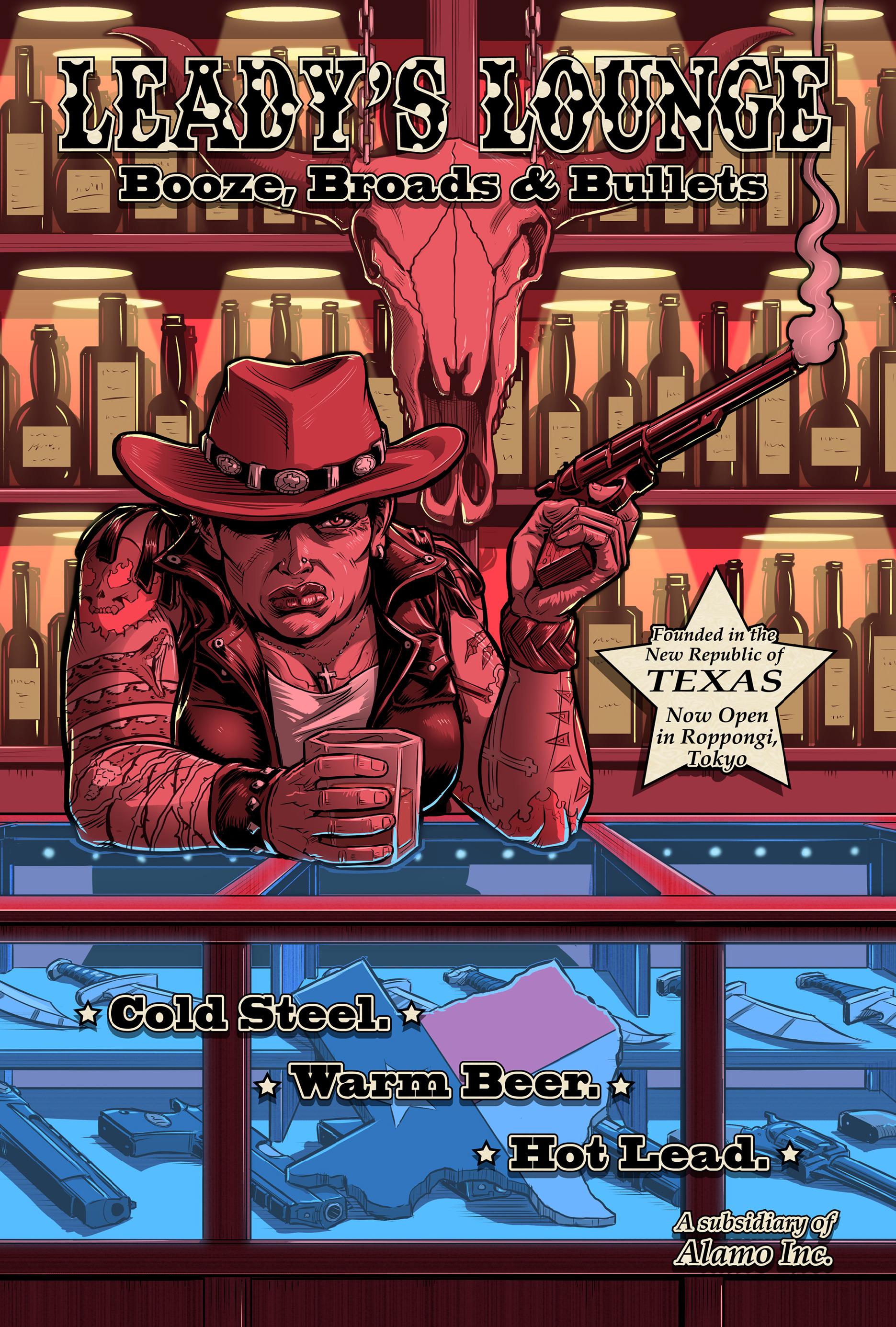 Read online Scrimshaw comic -  Issue #3 - 37