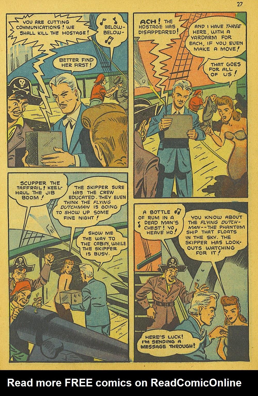 Read online Super-Magician Comics comic -  Issue #10 - 27