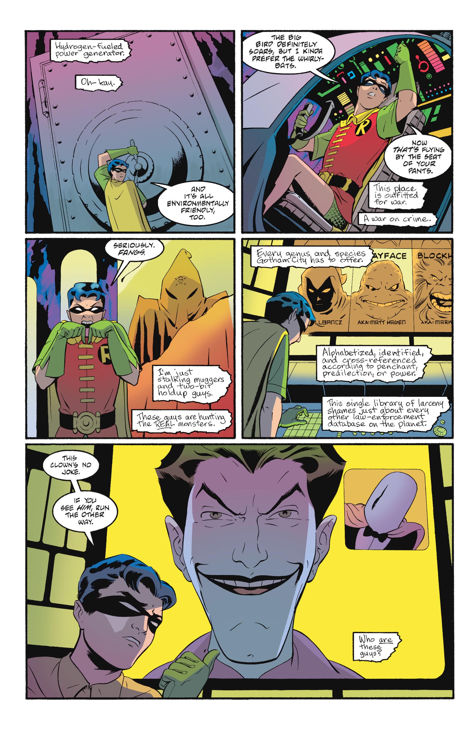 Read online Batgirl/Robin: Year One comic -  Issue # TPB 2 - 73