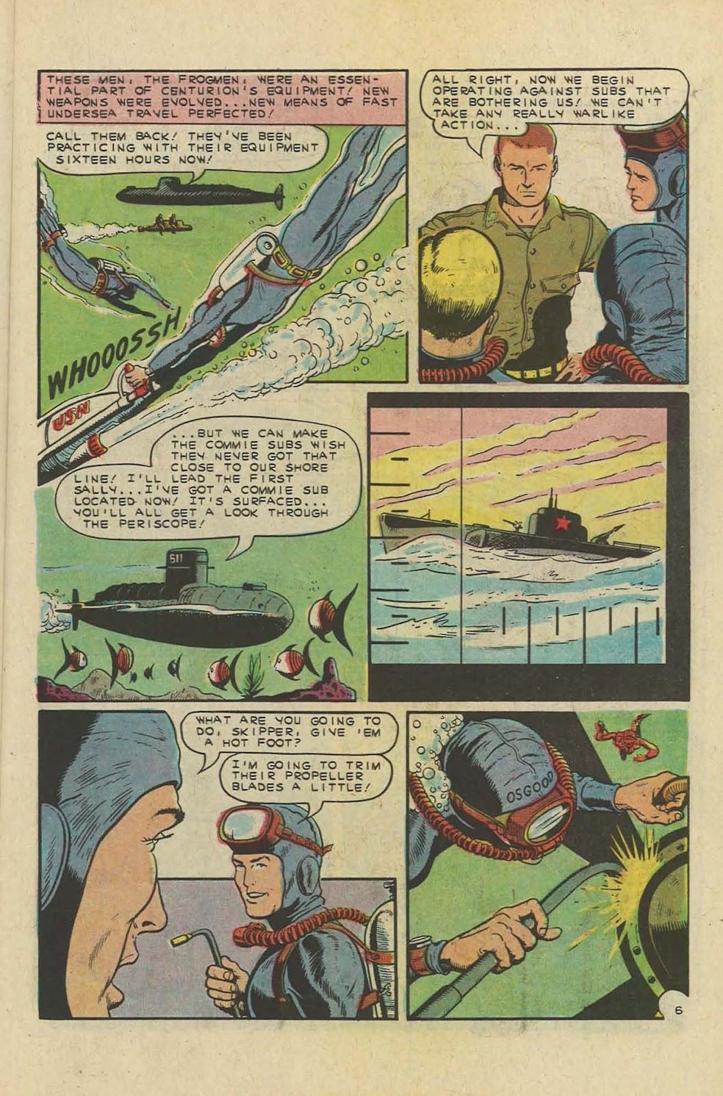Read online Fightin' Navy comic -  Issue #131 - 9