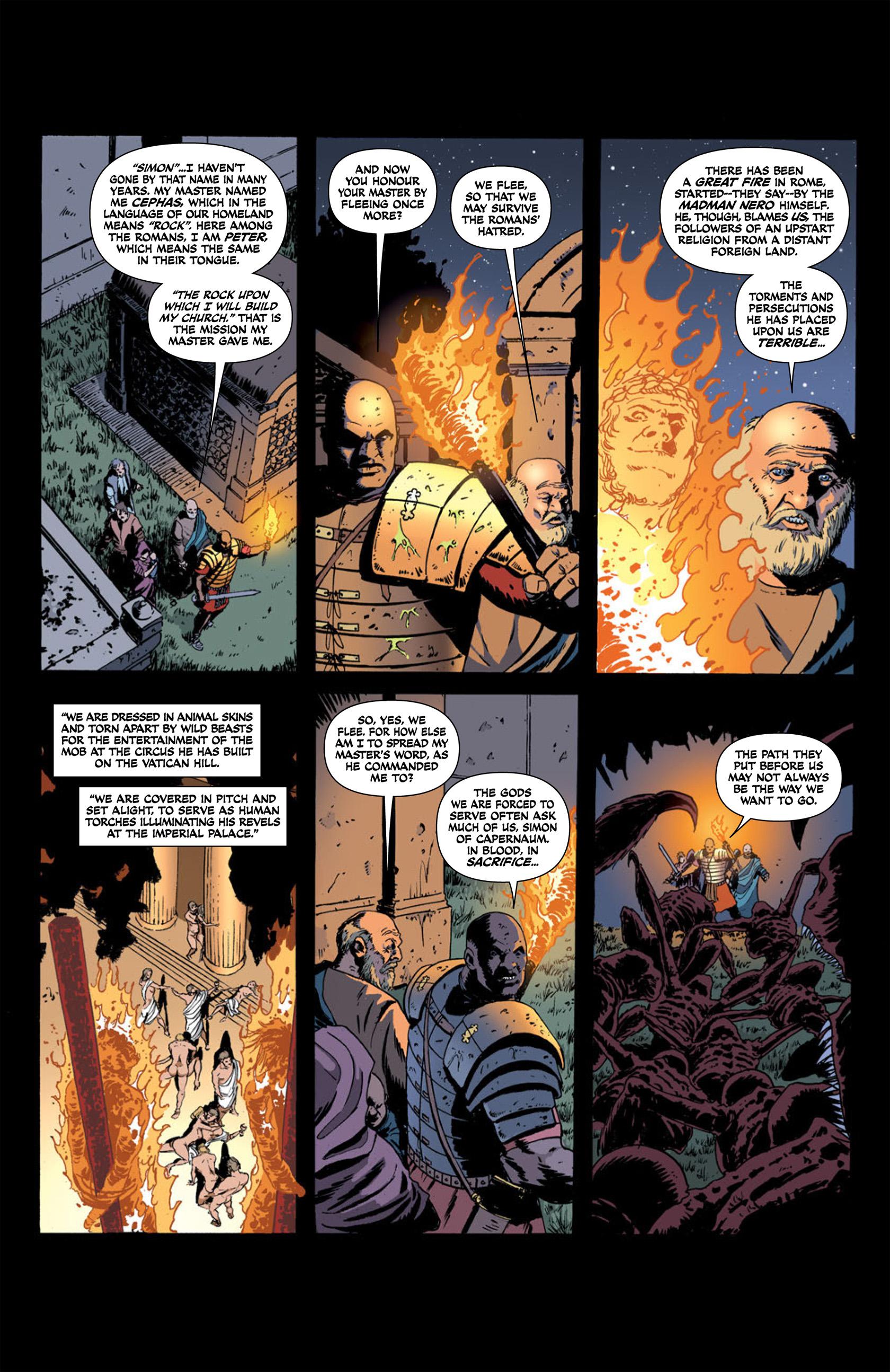 Read online Aquila comic -  Issue #2 - 30