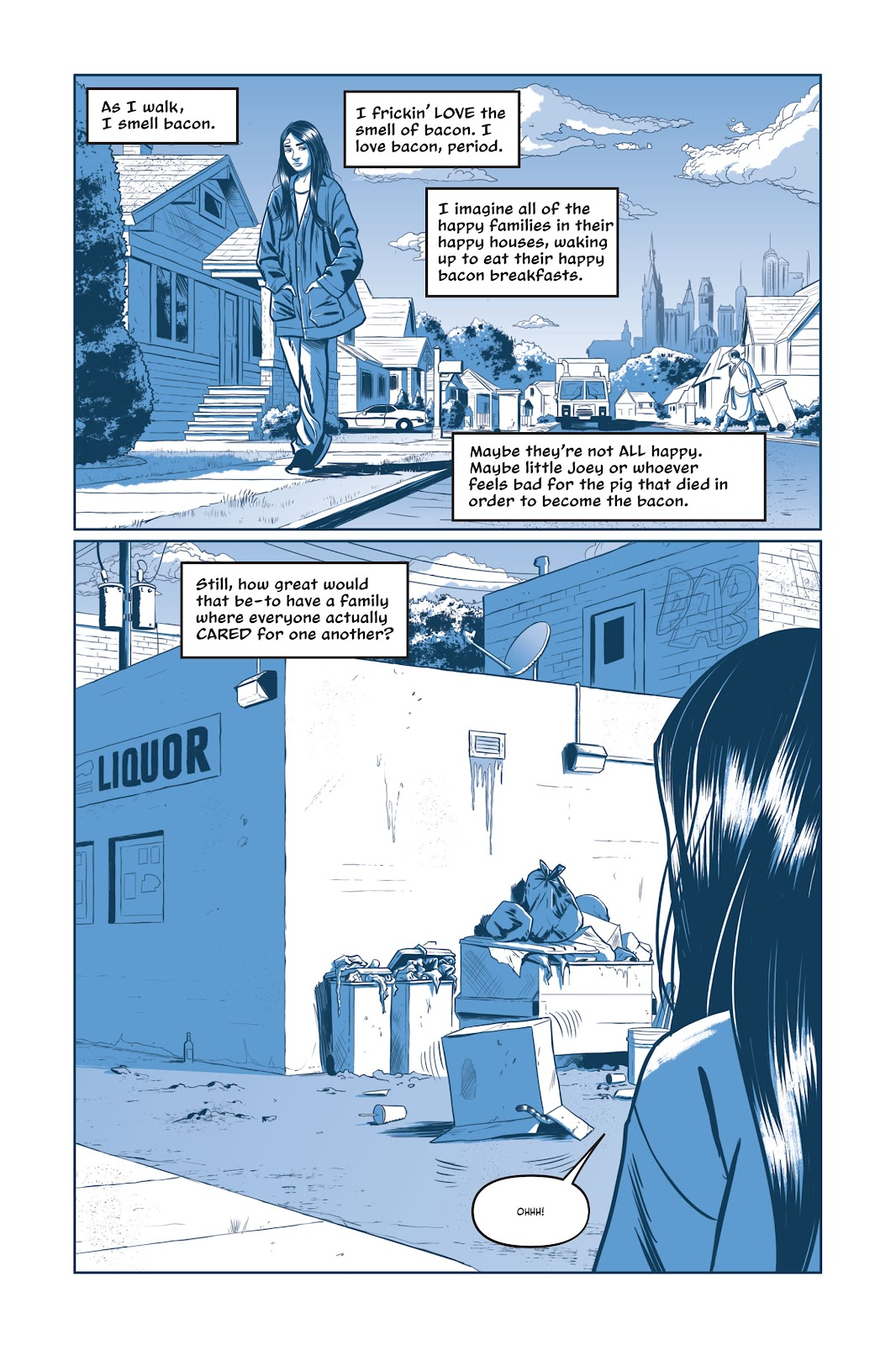 Read online Under the Moon: A Catwoman Tale comic -  Issue # TPB (Part 1) - 45