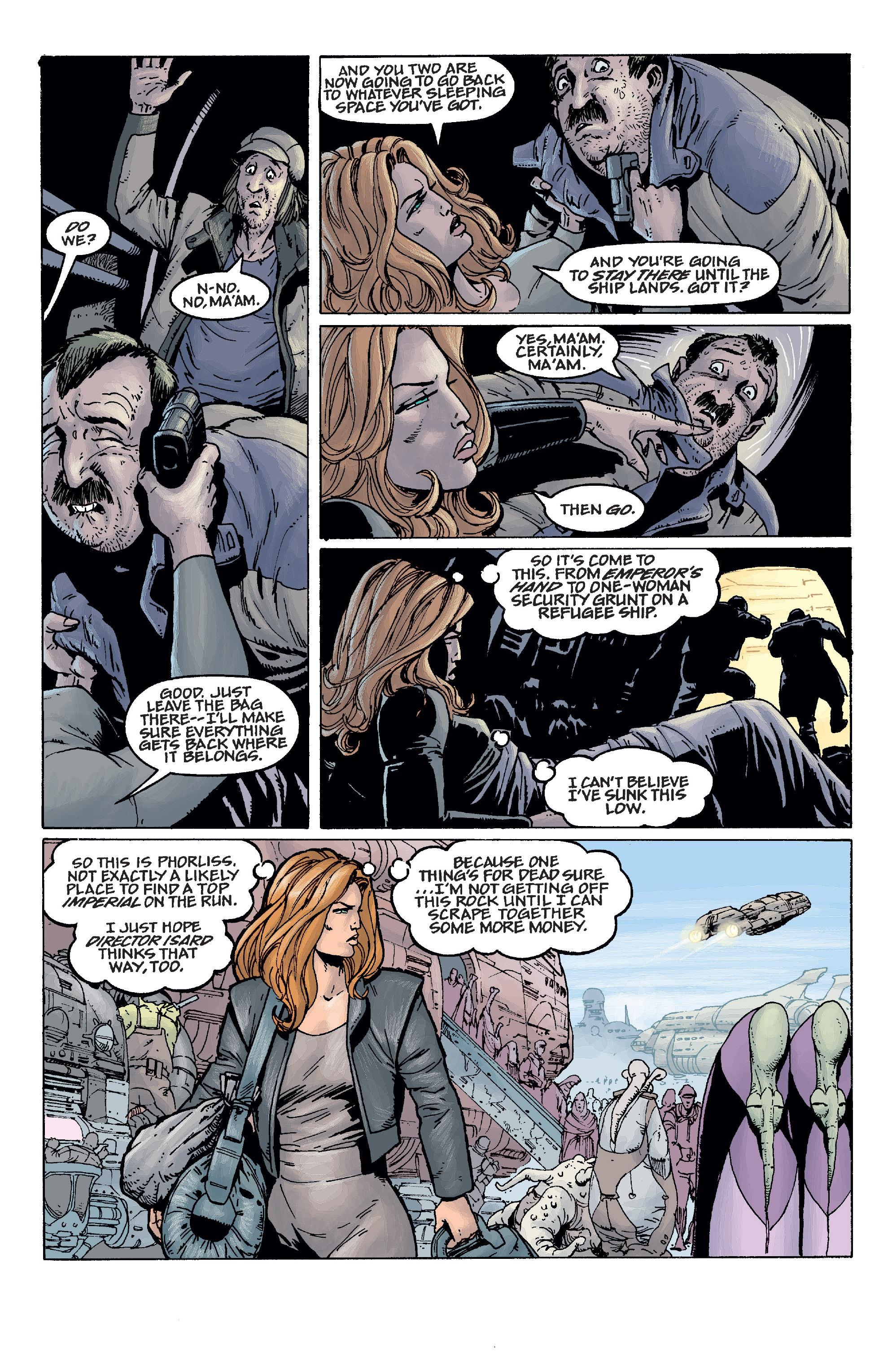 Read online Star Wars Omnibus comic -  Issue # Vol. 11 - 229