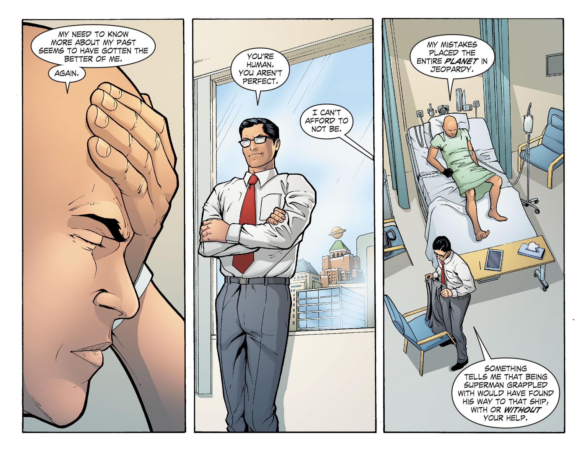 Read online Smallville: Alien comic -  Issue #12 - 6
