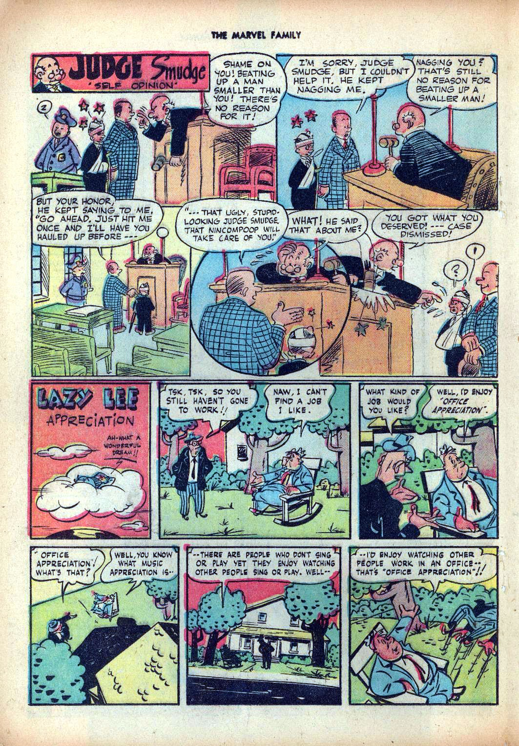 The Marvel Family issue 25 - Page 24