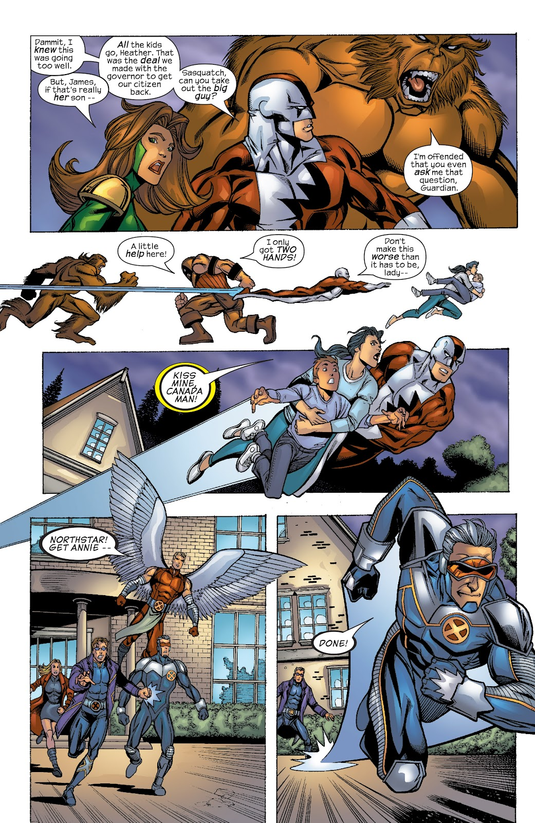 Read online X-Men: Unstoppable comic -  Issue # TPB (Part 4) - 53