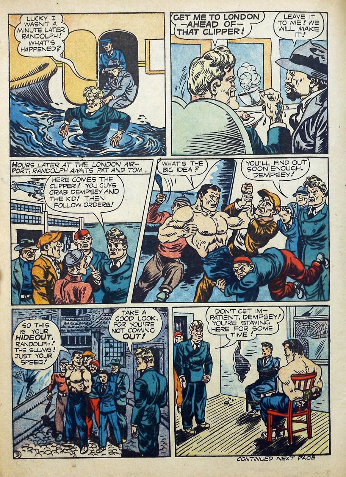 Reglar Fellers Heroic Comics issue 13 - Page 22