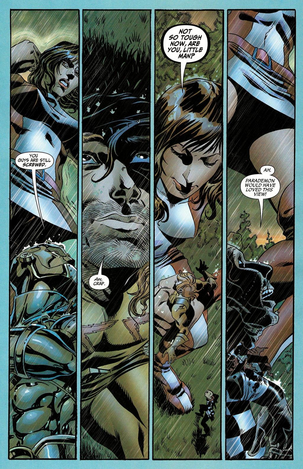 Read online Secret Six (2006) comic -  Issue #4 - 11