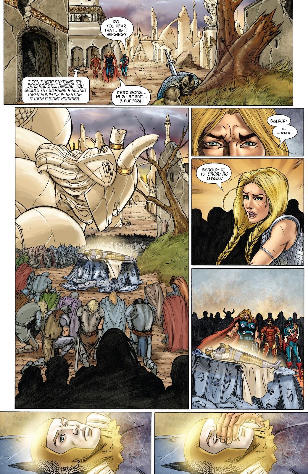 Read online Thor: Ragnaroks comic -  Issue # TPB (Part 2) - 68