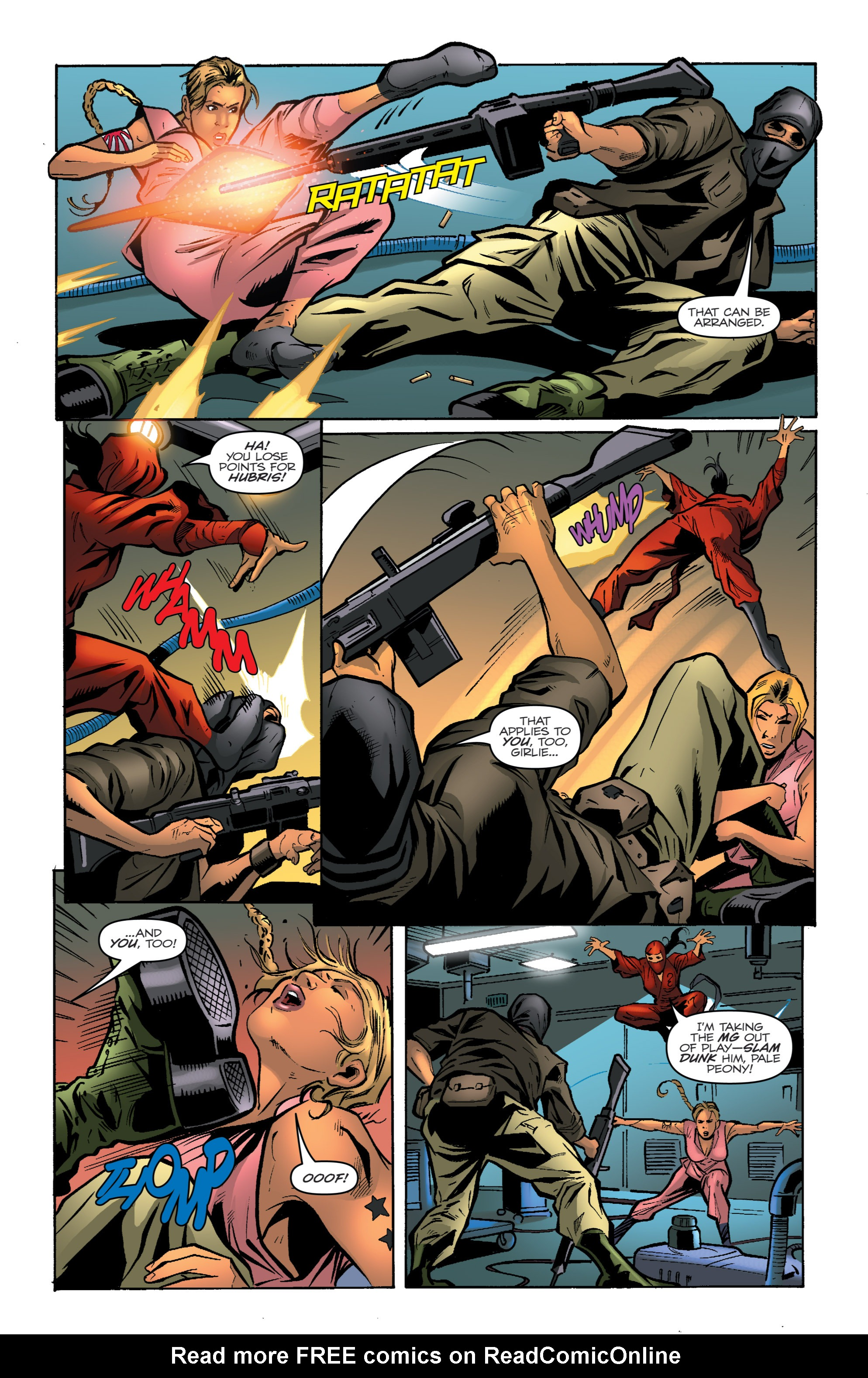 G.I. Joe: A Real American Hero 194 Page 8
