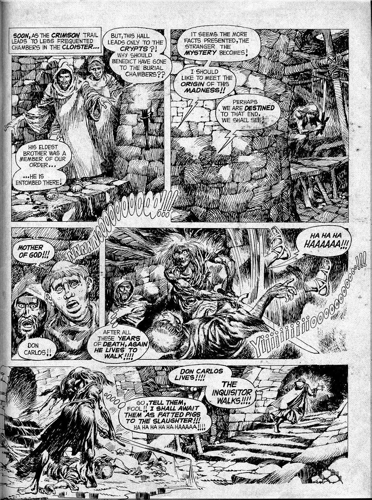 Nightmare (1970) issue 10 - Page 52