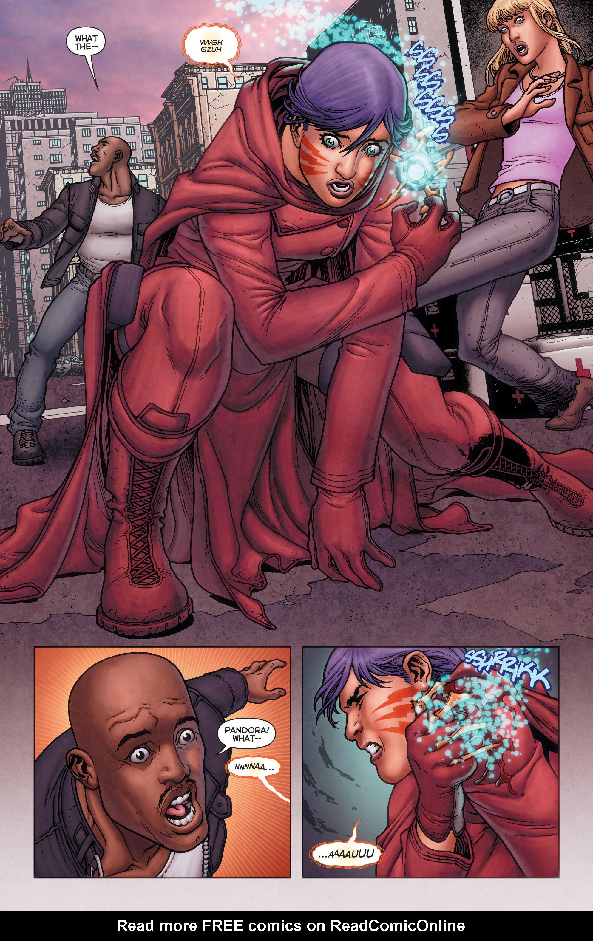 Read online Trinity of Sin: Pandora comic -  Issue #11 - 8