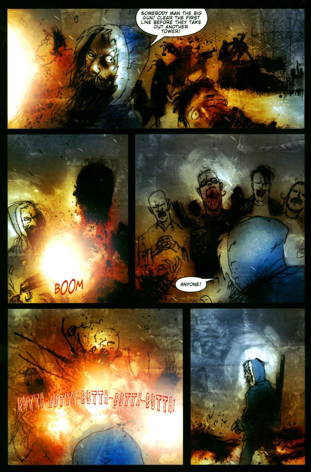 Read online 30 Days of Night: Return to Barrow comic -  Issue #4 - 18