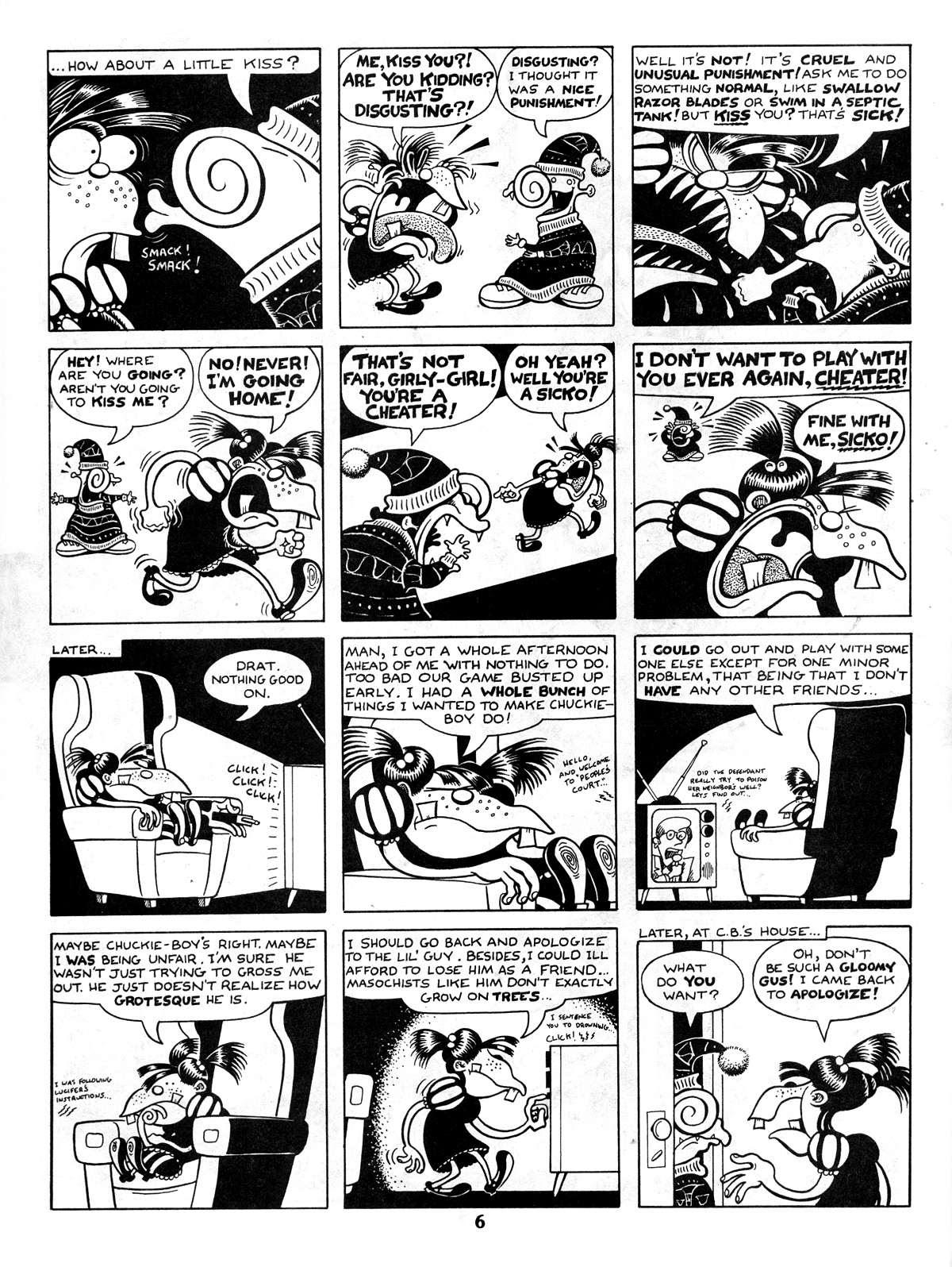 Read online Neat Stuff comic -  Issue #8 - 8