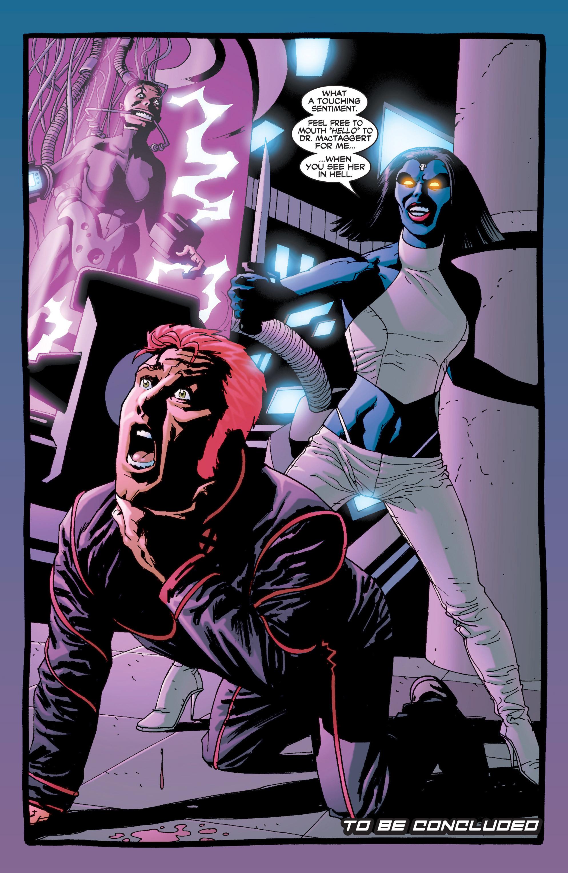 Read online Uncanny X-Men (1963) comic -  Issue #405 - 22