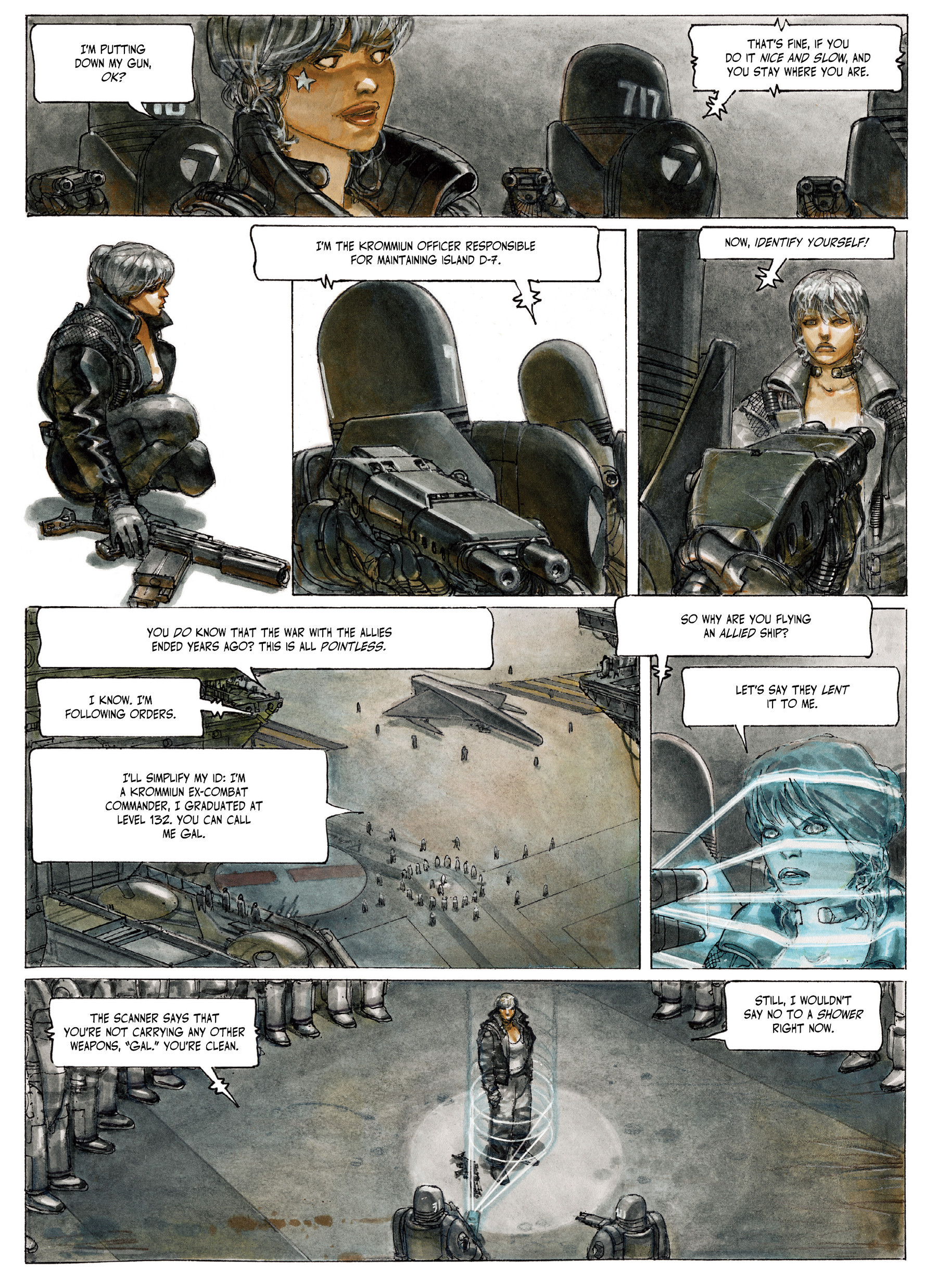 Read online The Fourth Power comic -  Issue #4 - 17