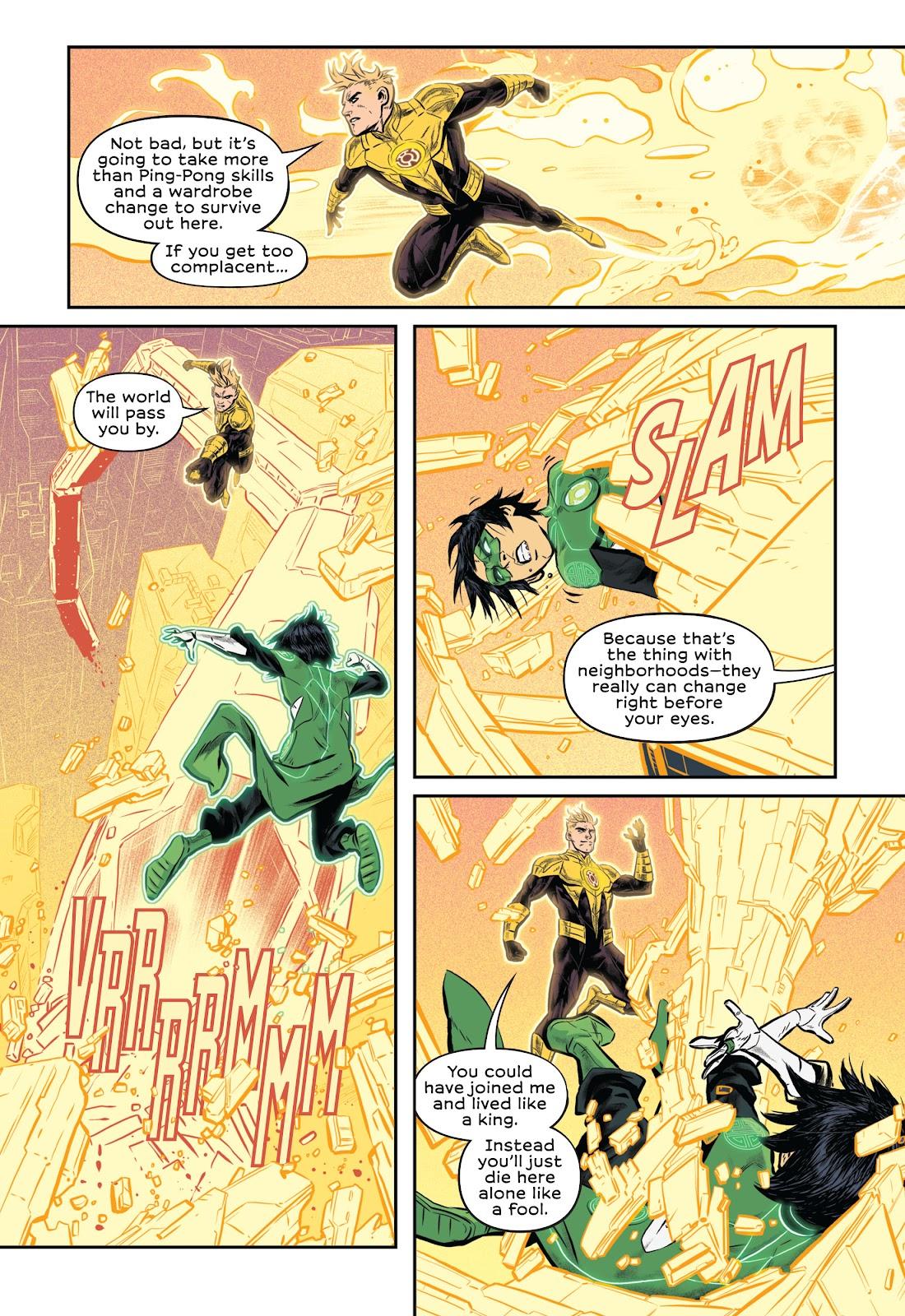 Read online Green Lantern: Legacy comic -  Issue # TPB - 115