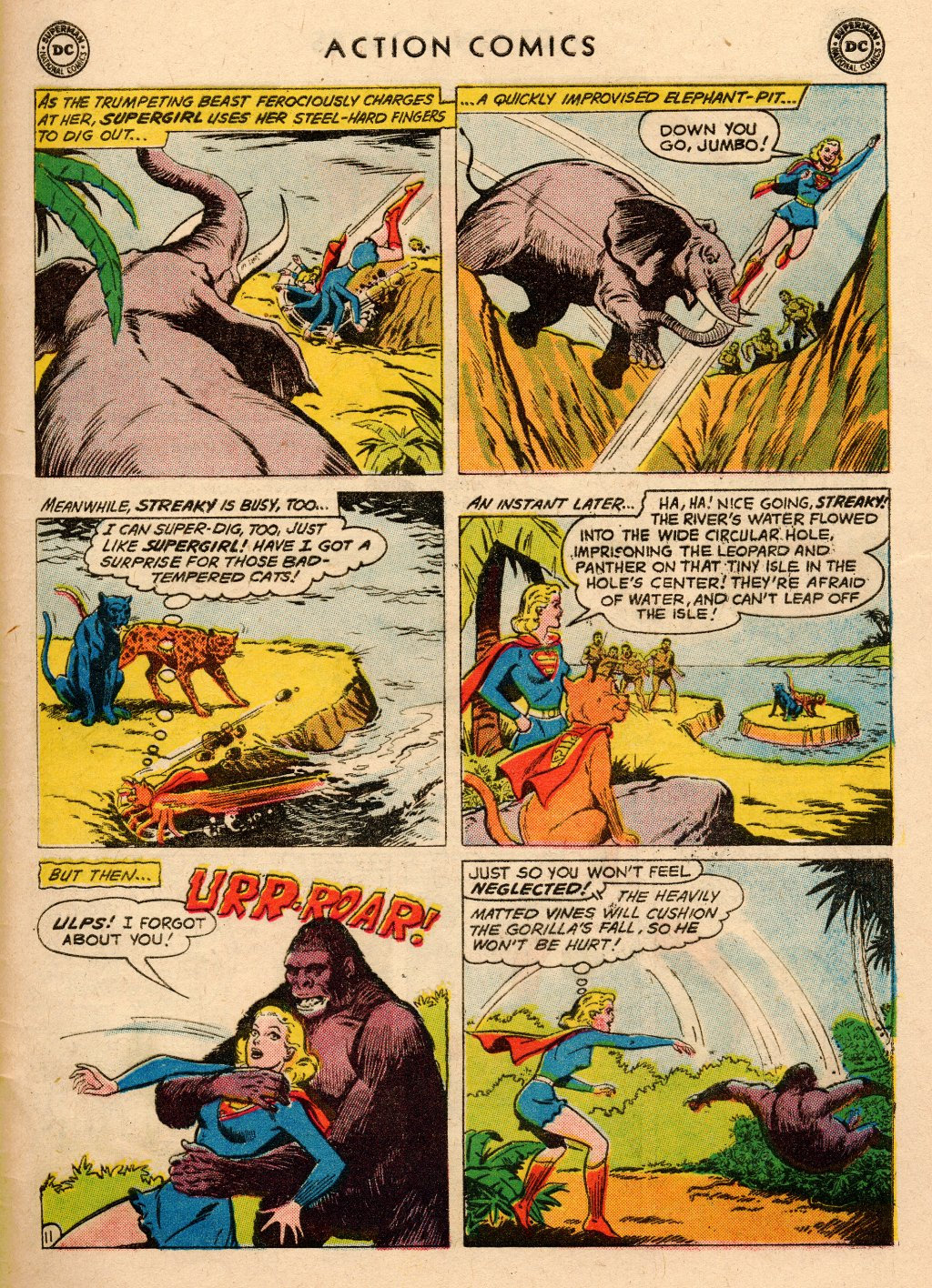 Read online Action Comics (1938) comic -  Issue #266 - 29