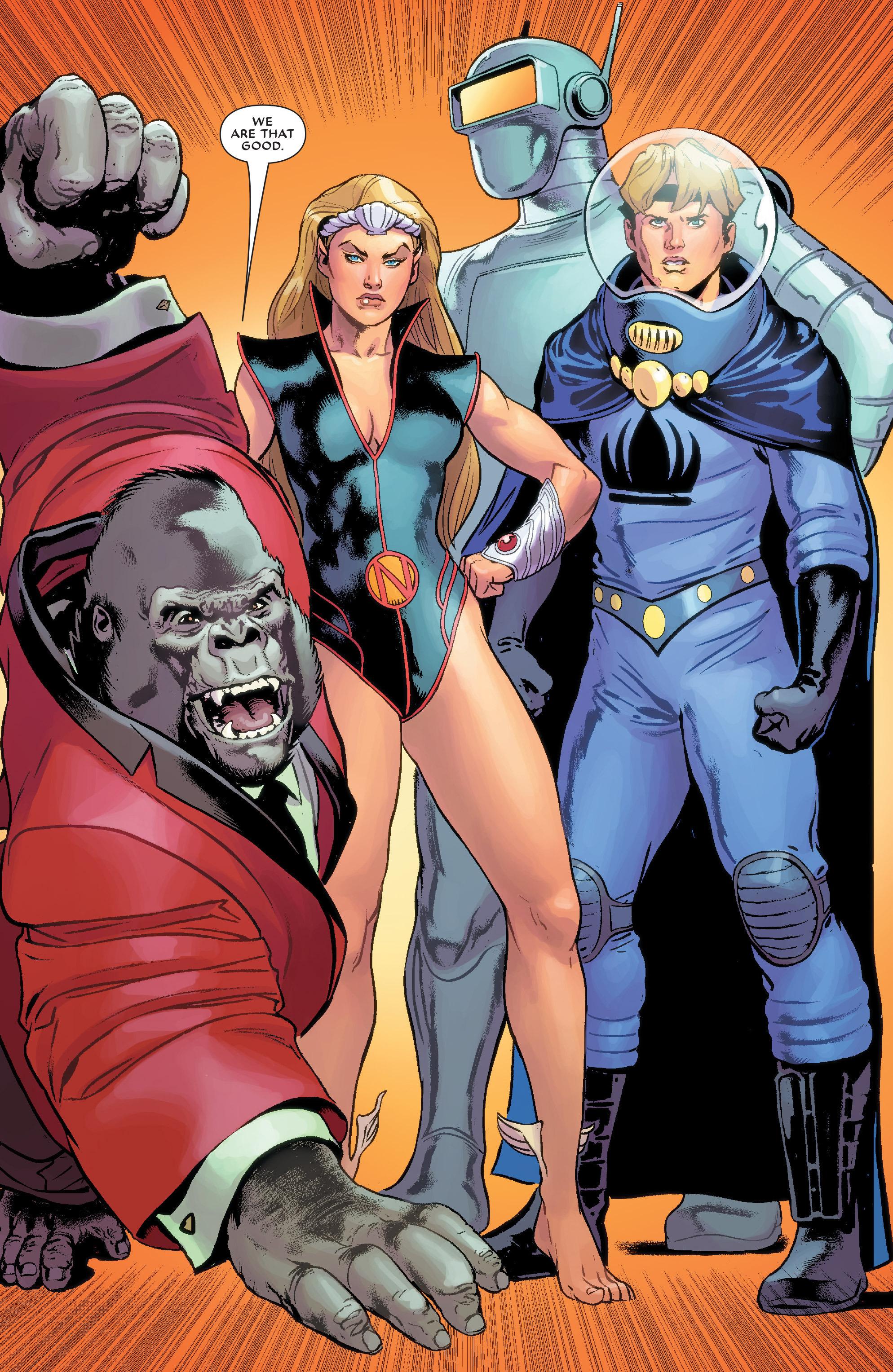 Read online Secret Wars: Agents of Atlas comic -  Issue # Full - 16