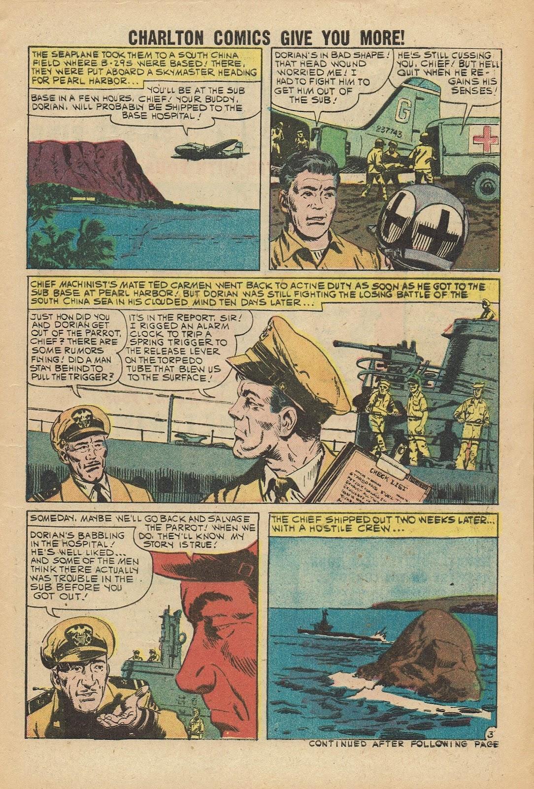 Read online Fightin' Navy comic -  Issue #96 - 5