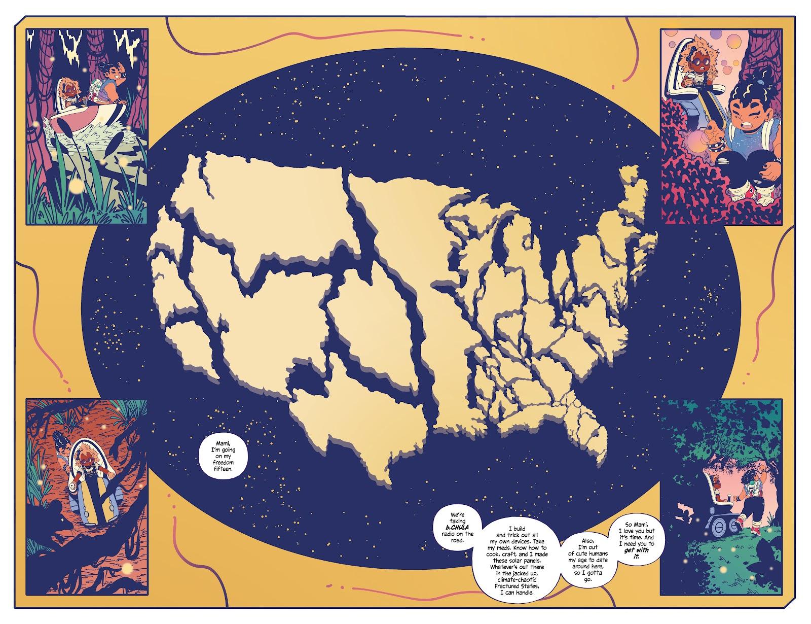 Read online b.b. free comic -  Issue #2 - 18