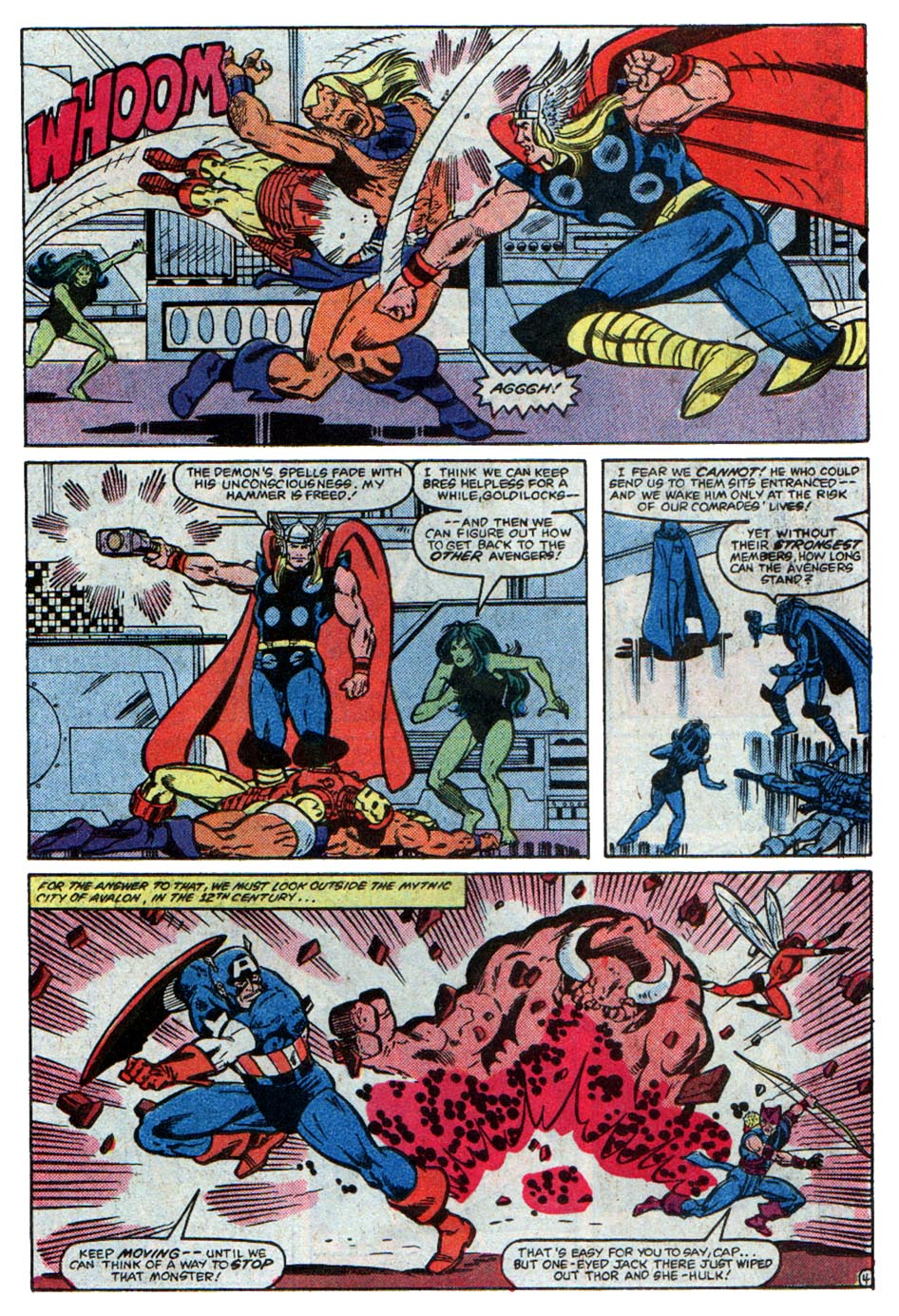 The Avengers (1963) 226 Page 4