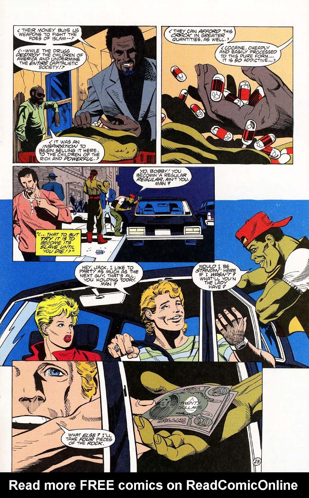 Vigilante (1983) issue 43 - Page 25