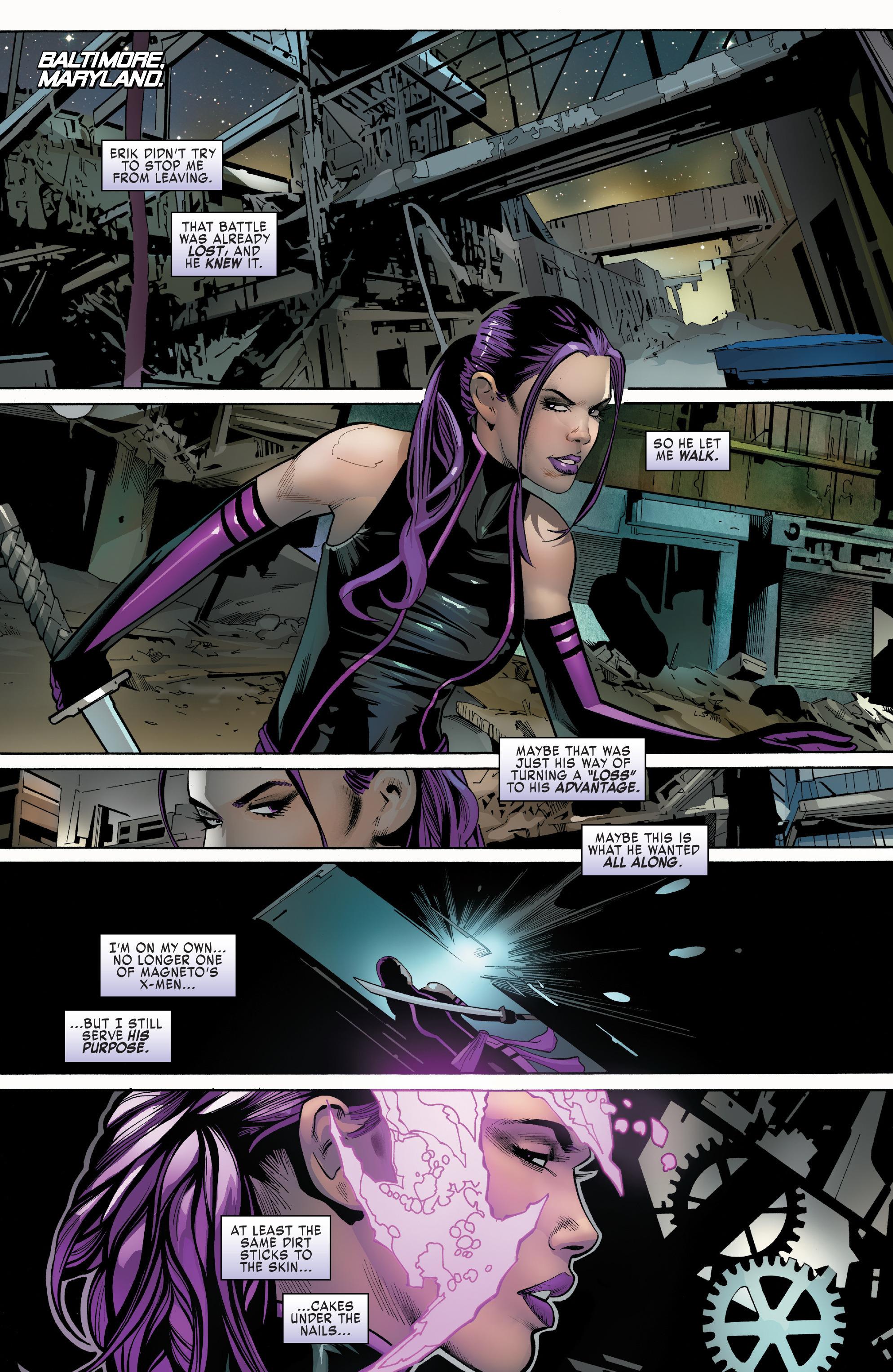 Read online Uncanny X-Men (2016) comic -  Issue #15 - 3