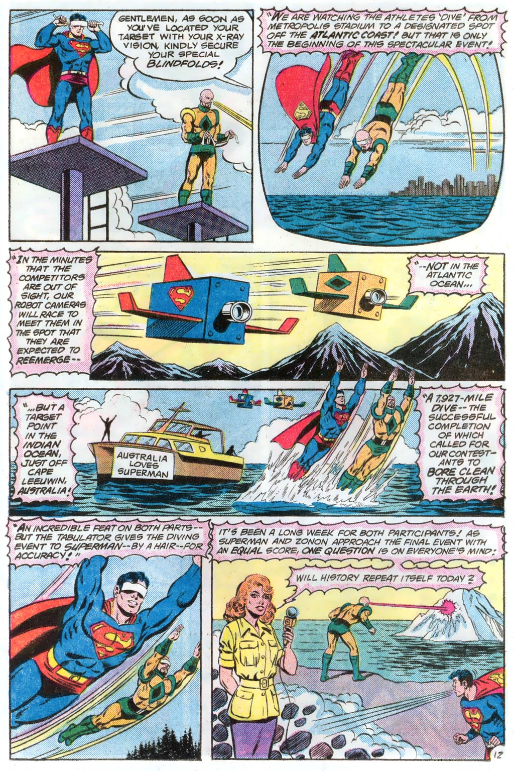 Read online Action Comics (1938) comic -  Issue #574 - 16