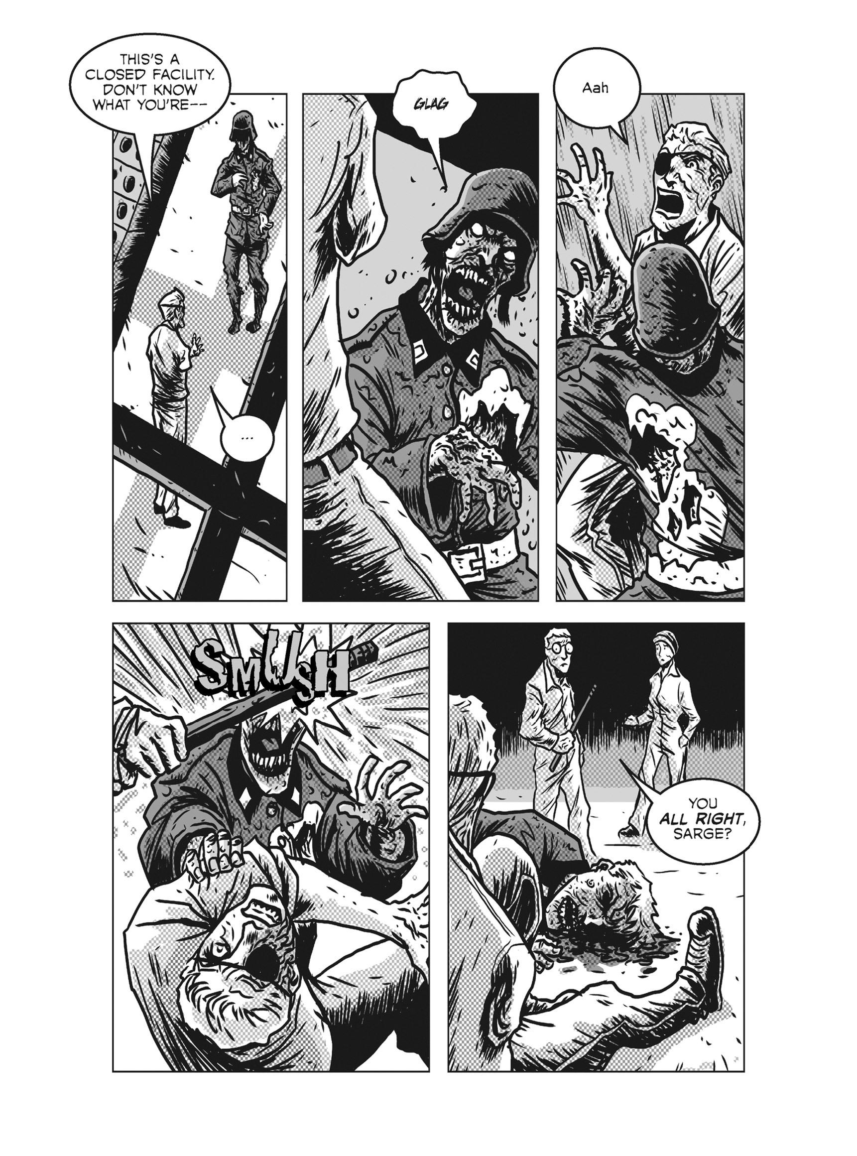 Read online FUBAR comic -  Issue #3 - 265