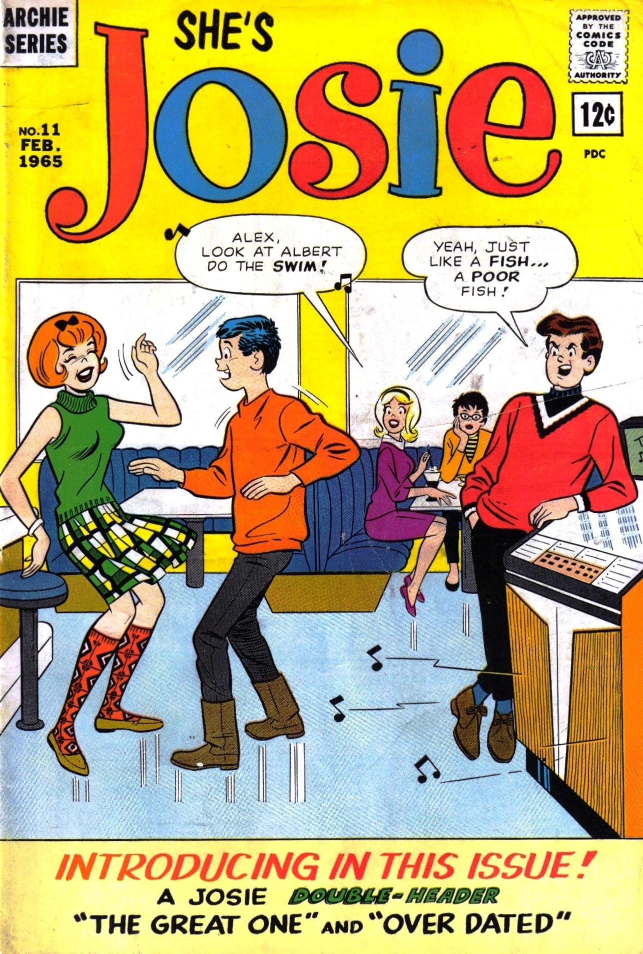 Read online She's Josie comic -  Issue #11 - 1